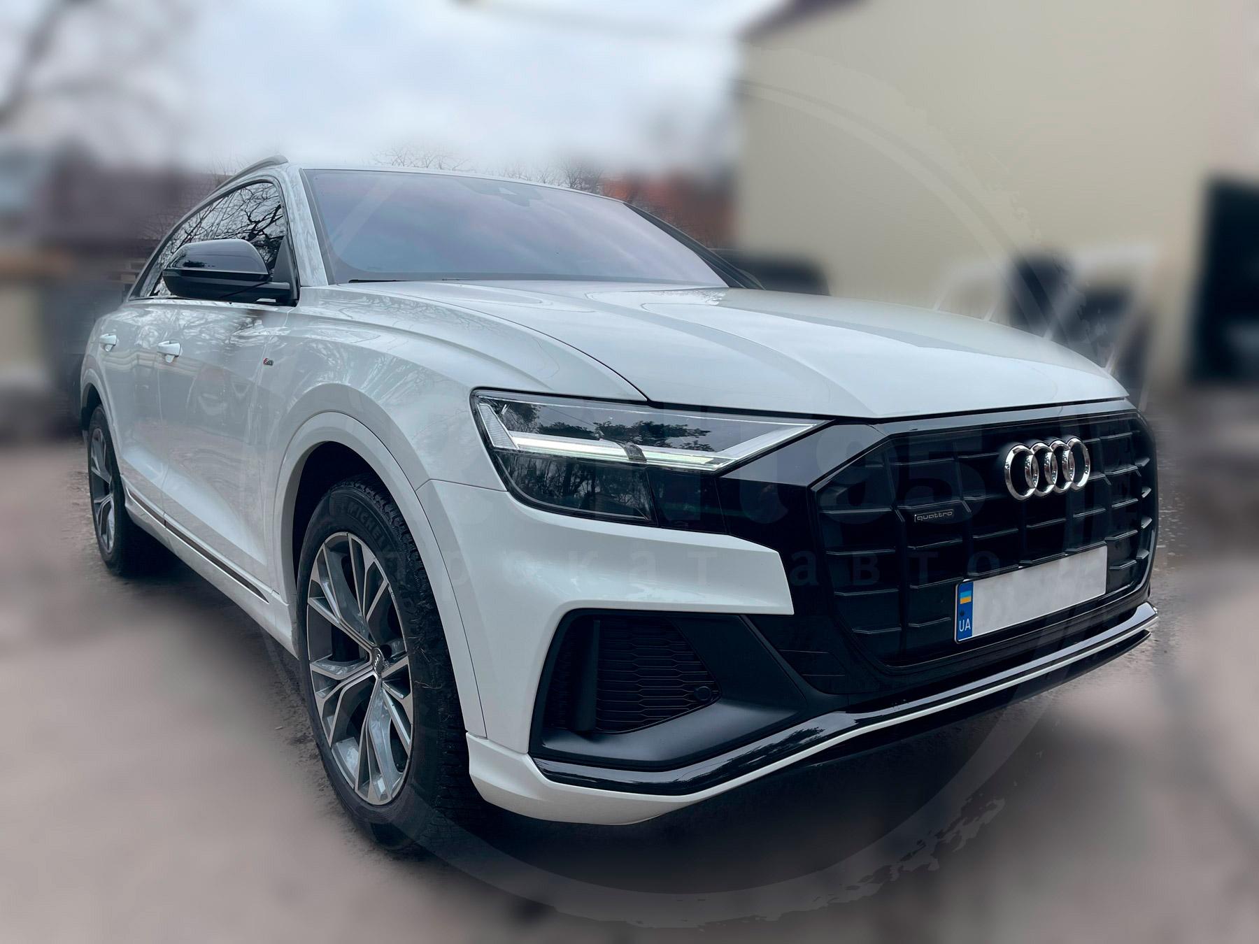 Оренда Audi Q8