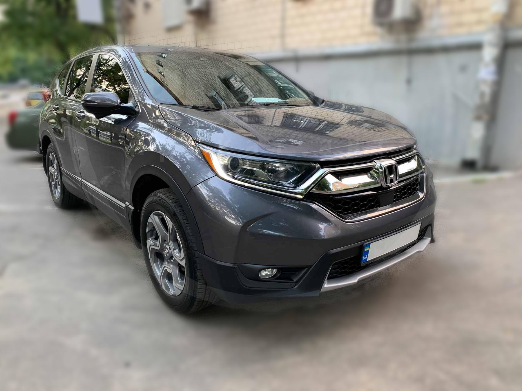 Rent Honda CR-V 2018
