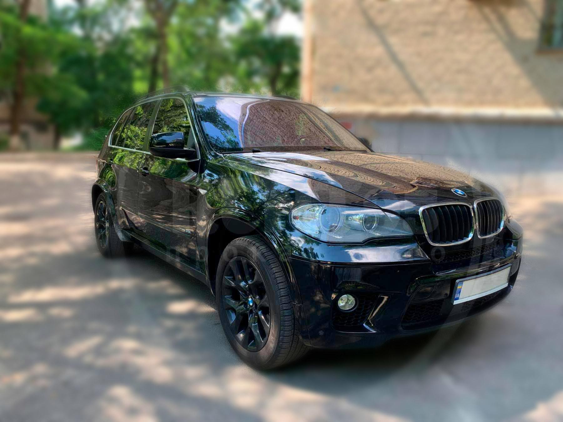 Оренда BMW X5
