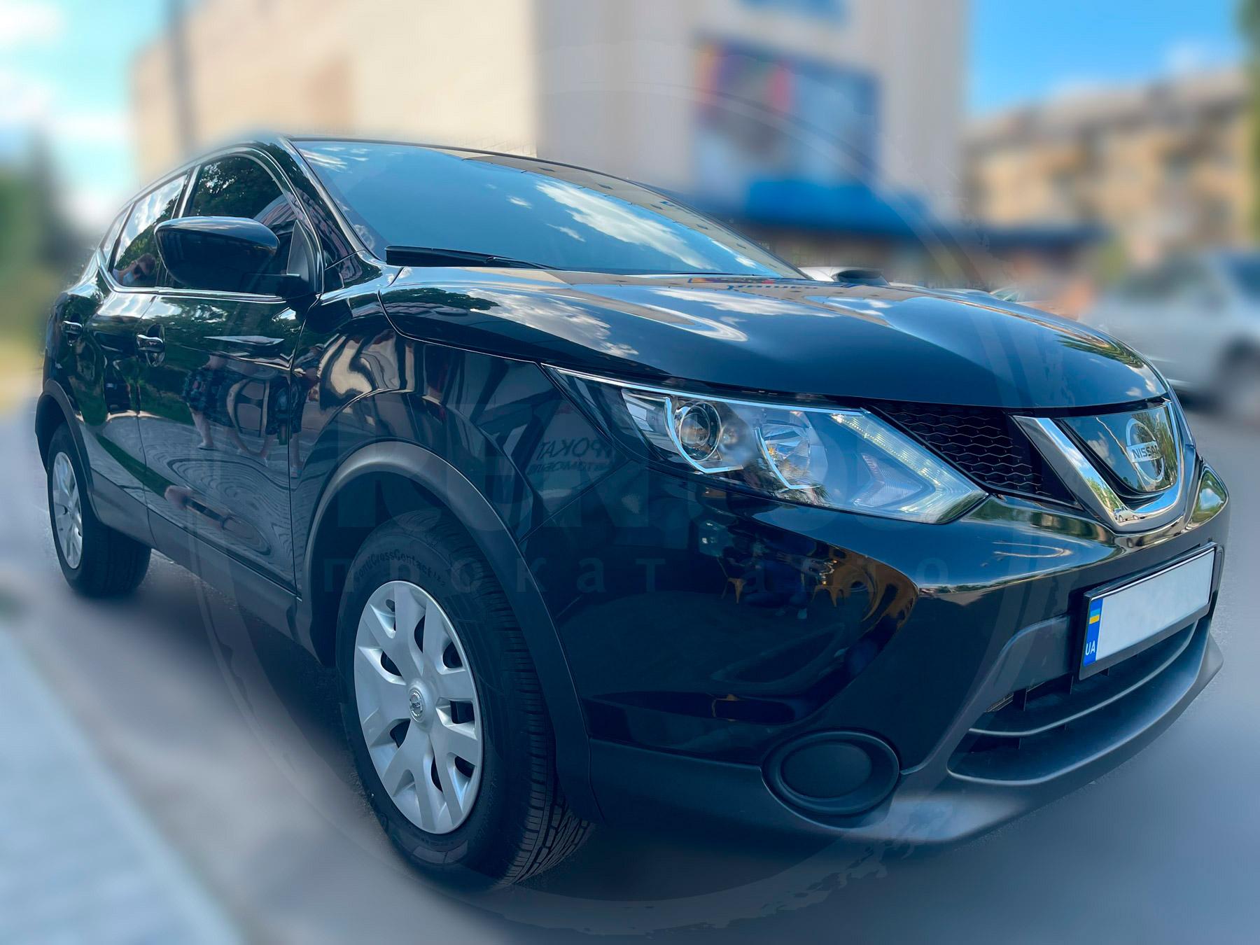 Оренда Nissan Rogue Sport