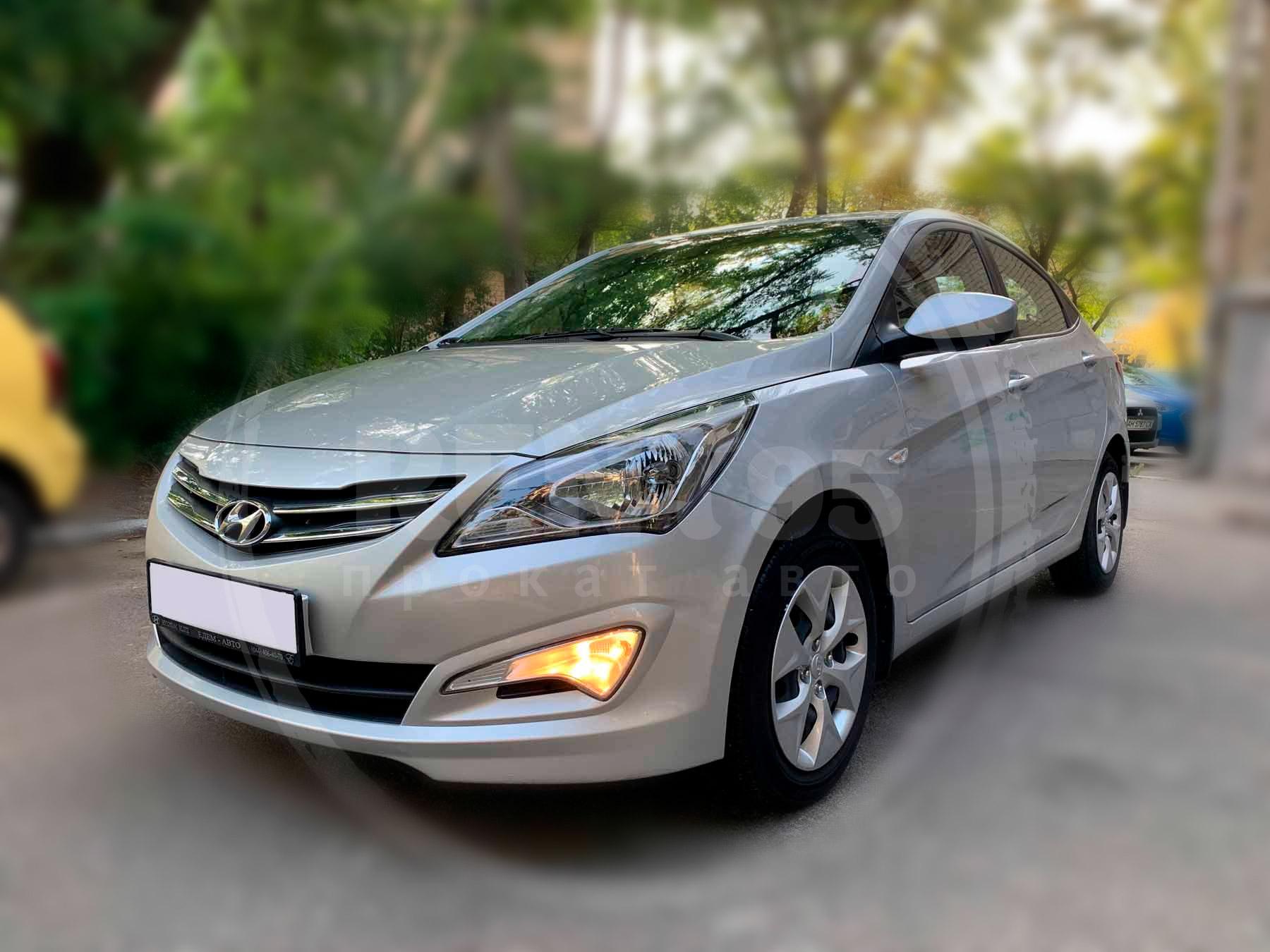 Оренда Hyundai Accent 2017