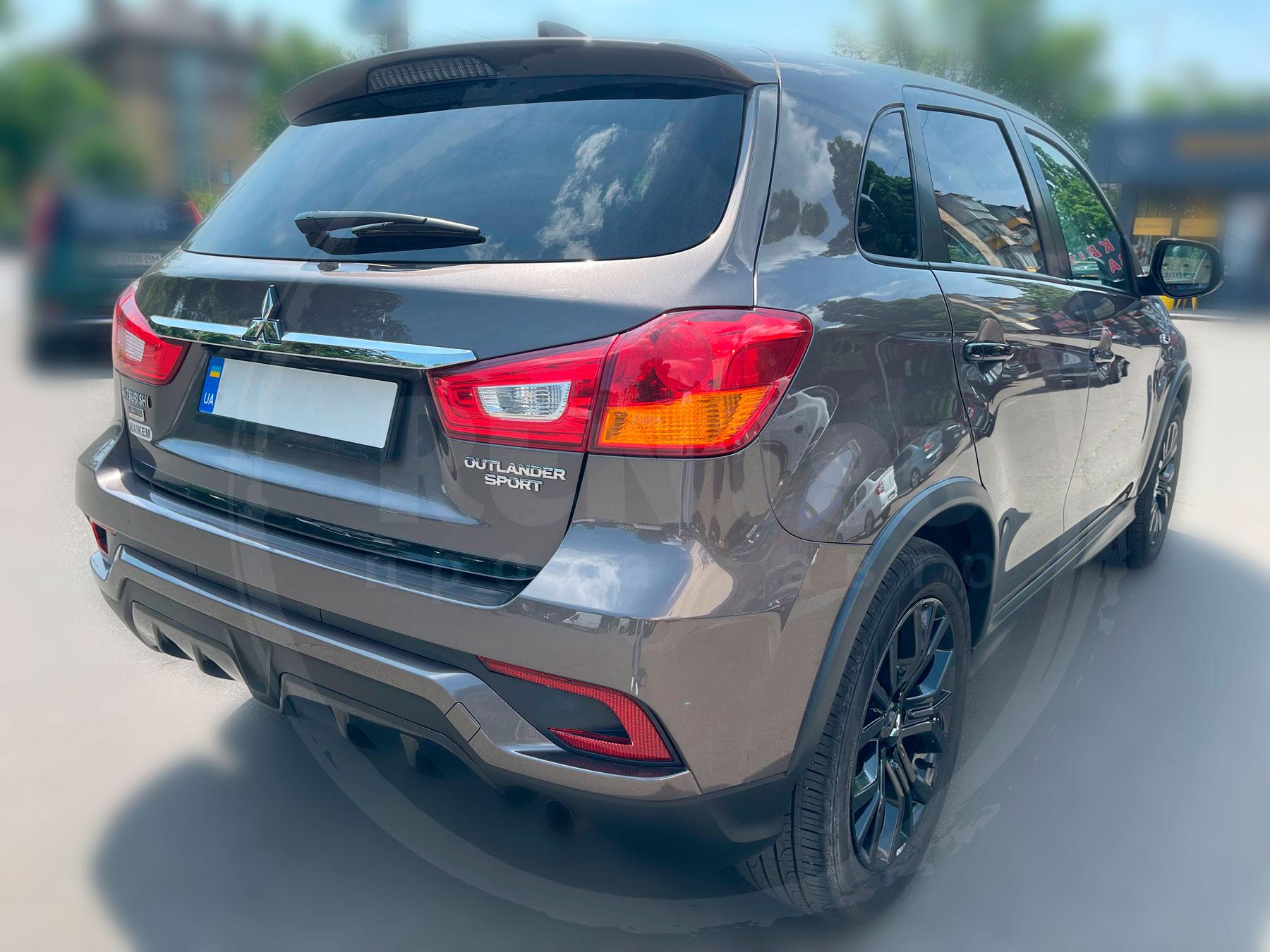 Оренда Mitsubishi ASX 2019