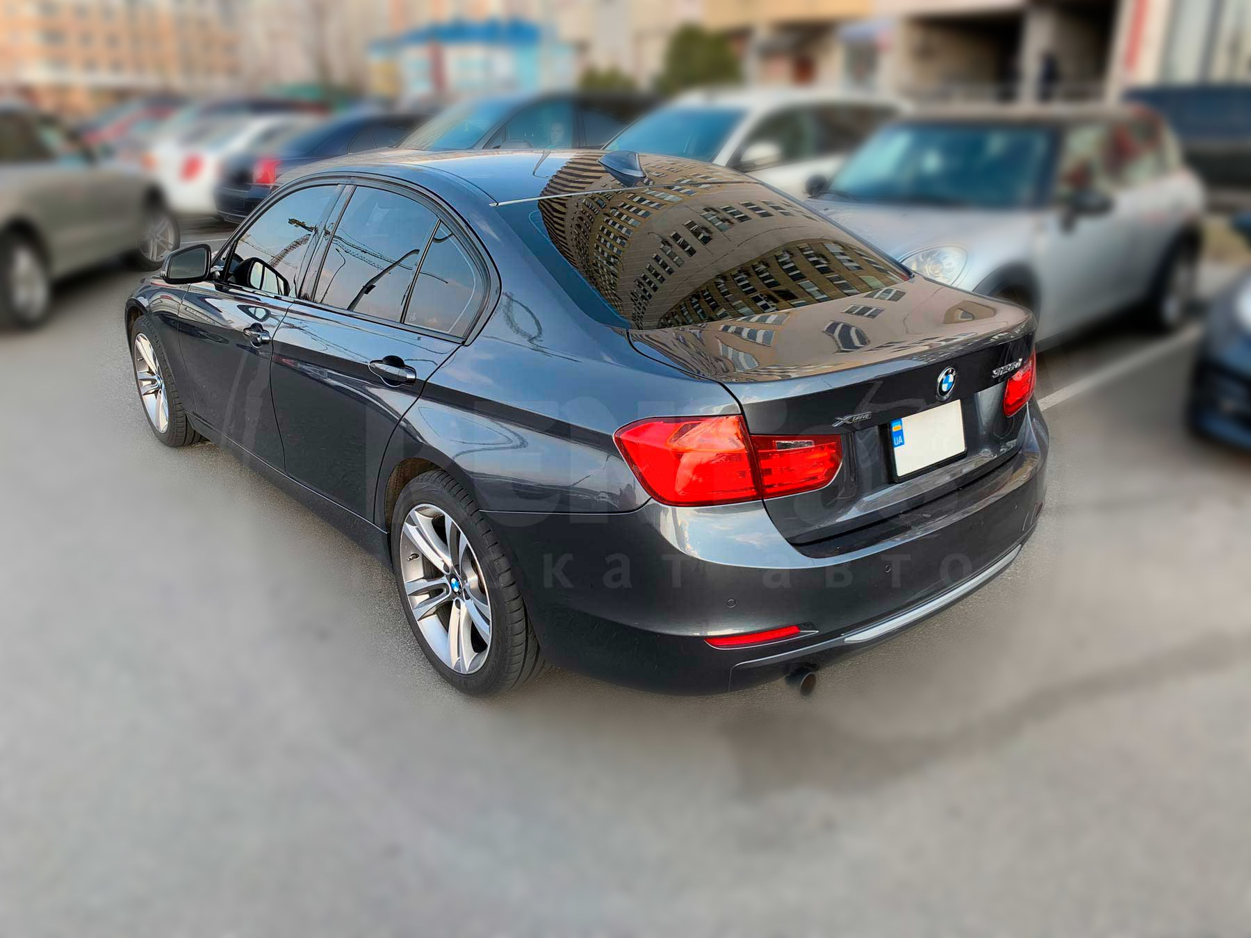 Оренда BMW 320d xDrive