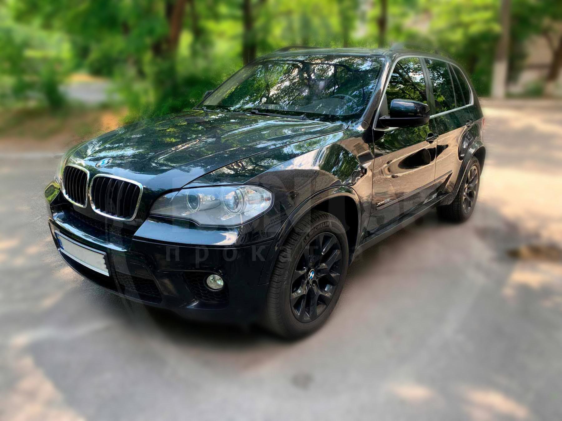 Rent BMW X5