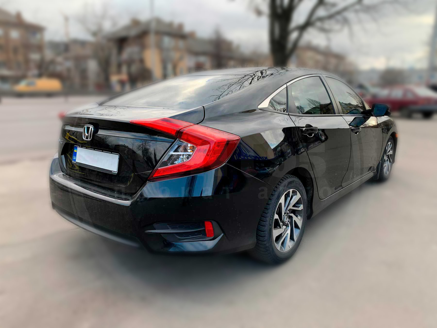 Оренда Honda Civic Maximal