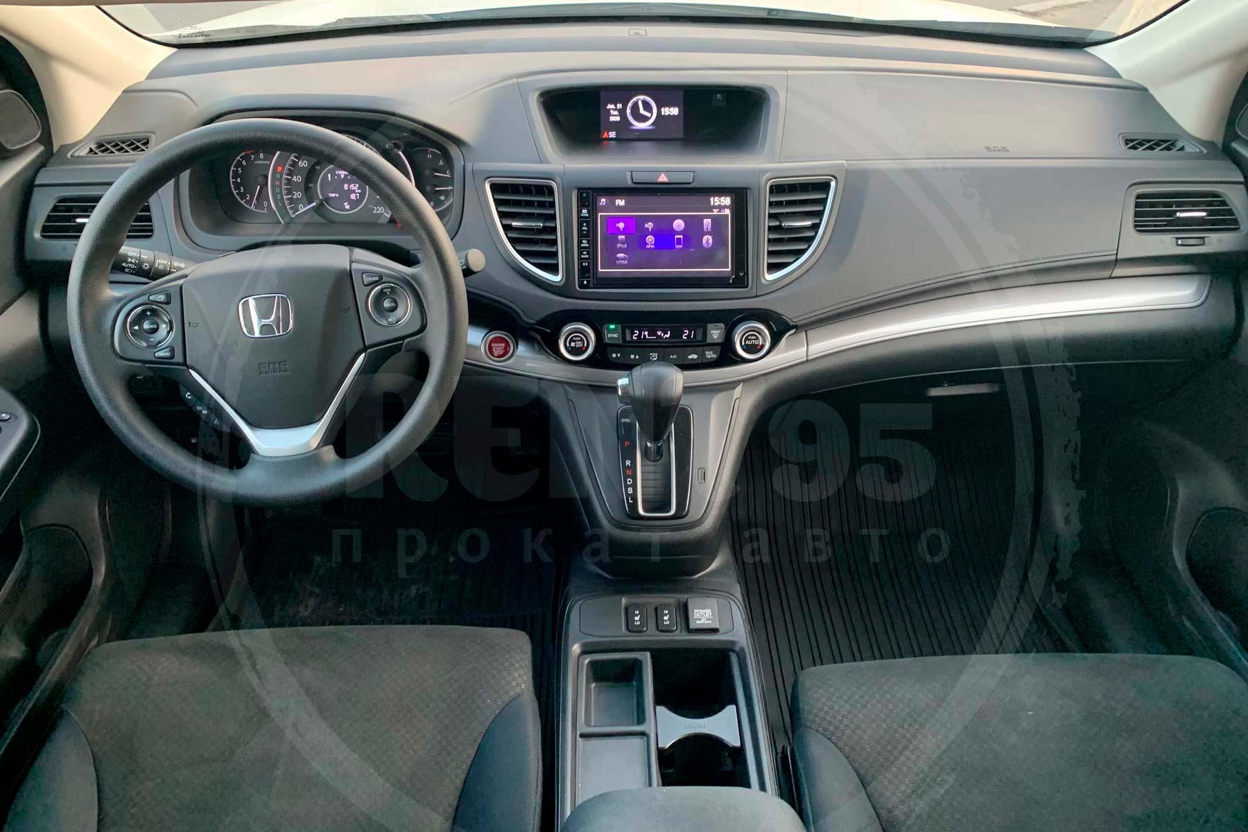 Rent Honda CR-V 2016