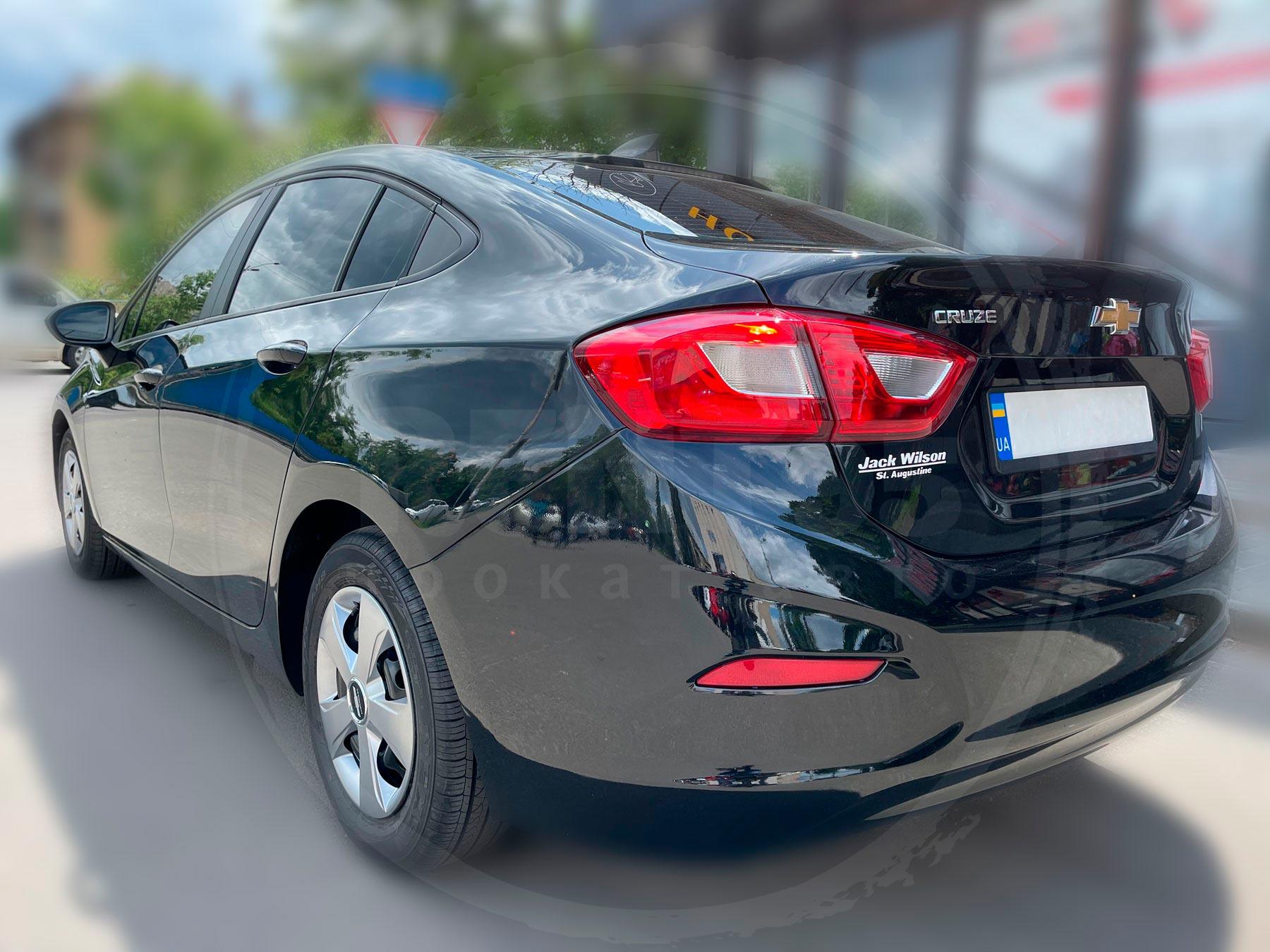Оренда Chevrolet Cruze