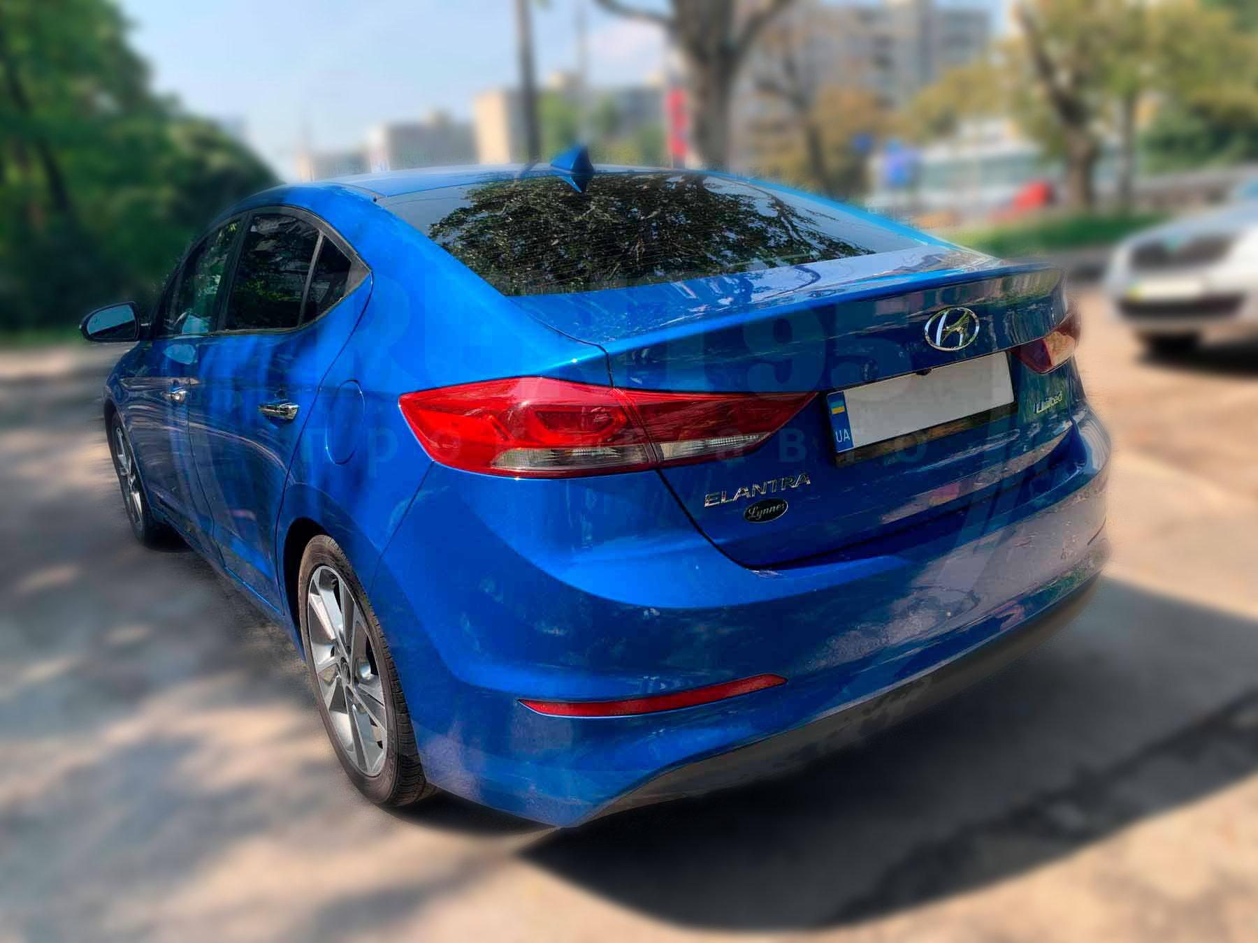 Оренда Hyundai Elantra Limited
