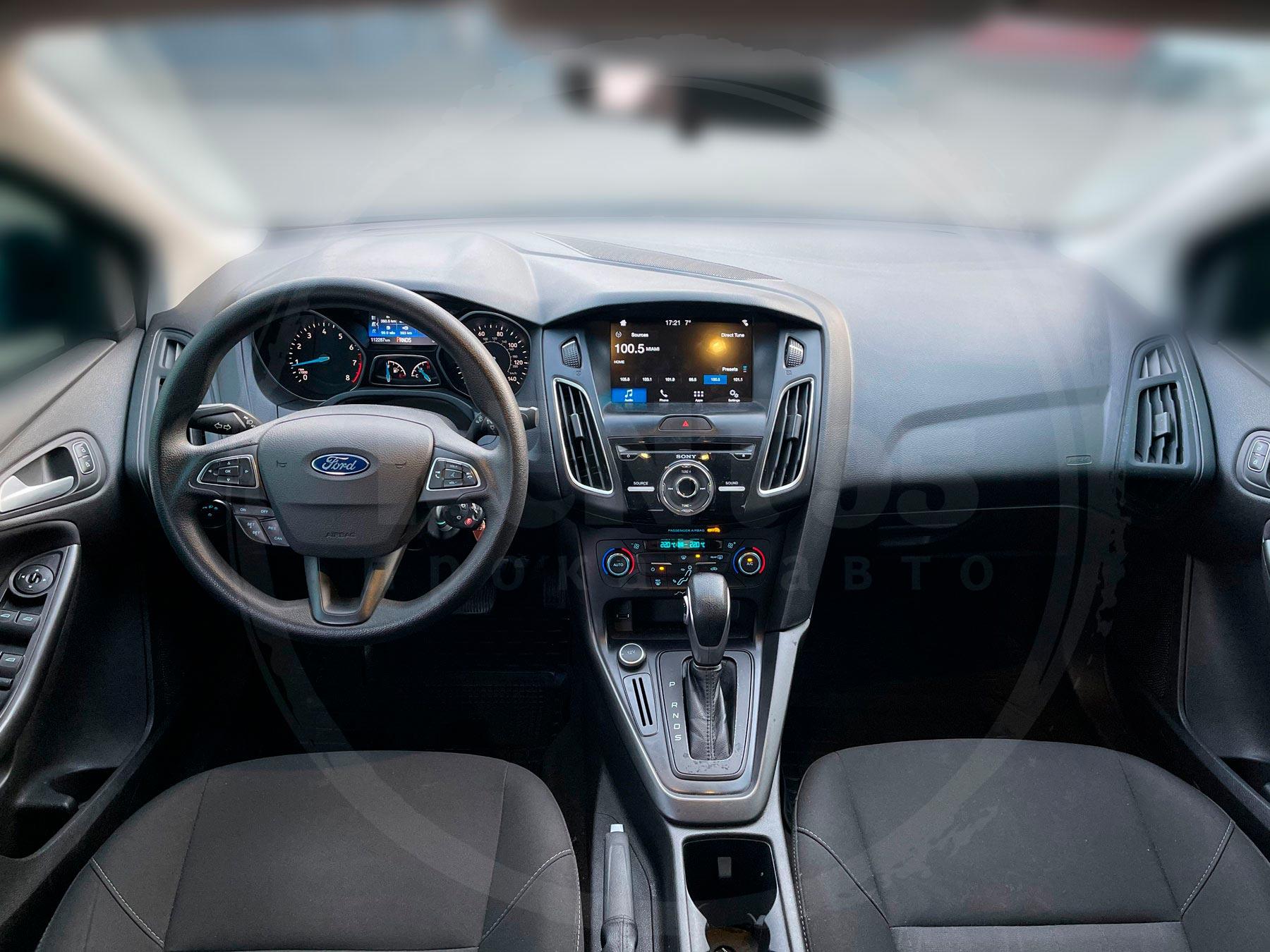 Оренда Ford Focus SEL black