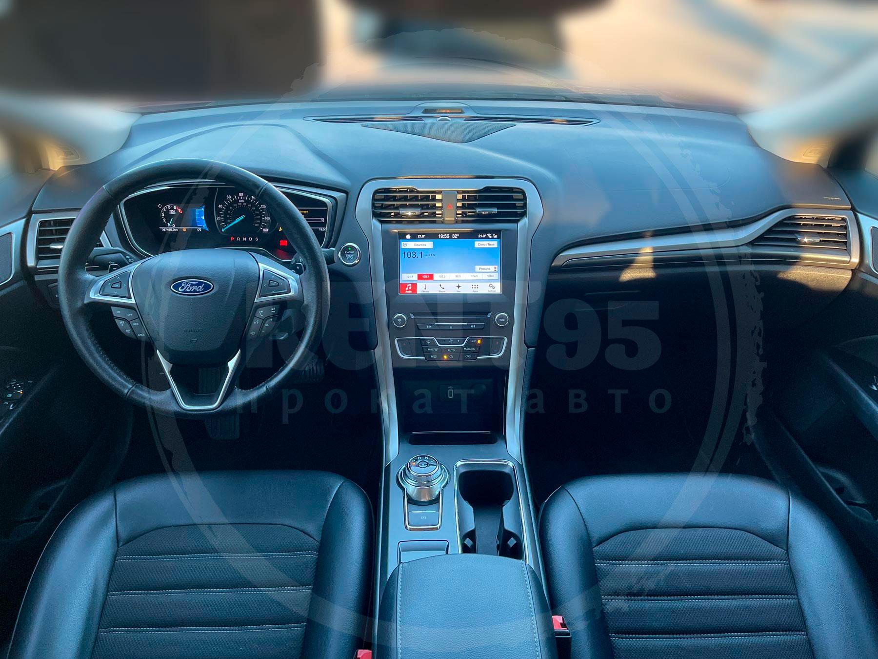 Оренда Ford Fusion