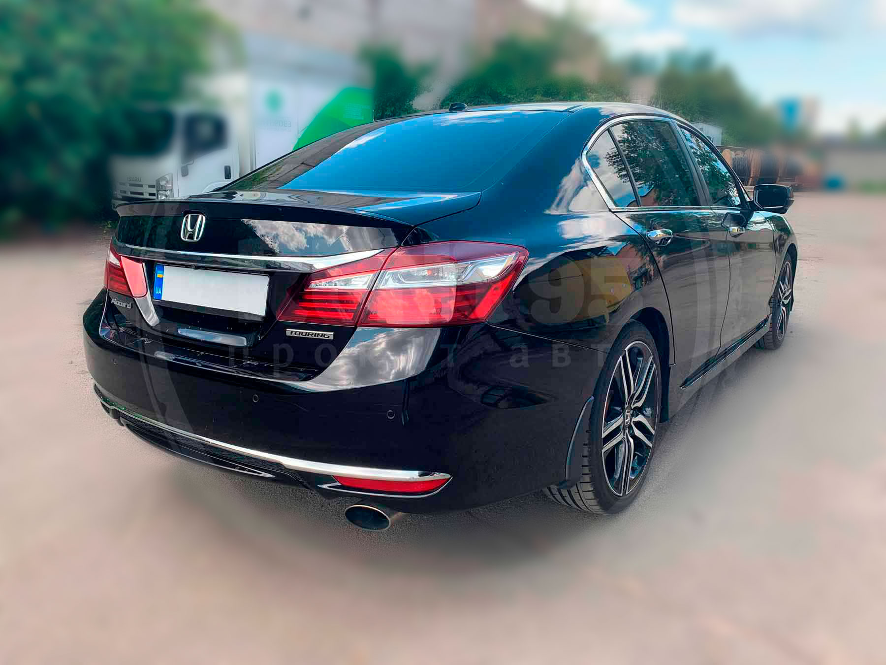 Оренда Honda Accord 2017
