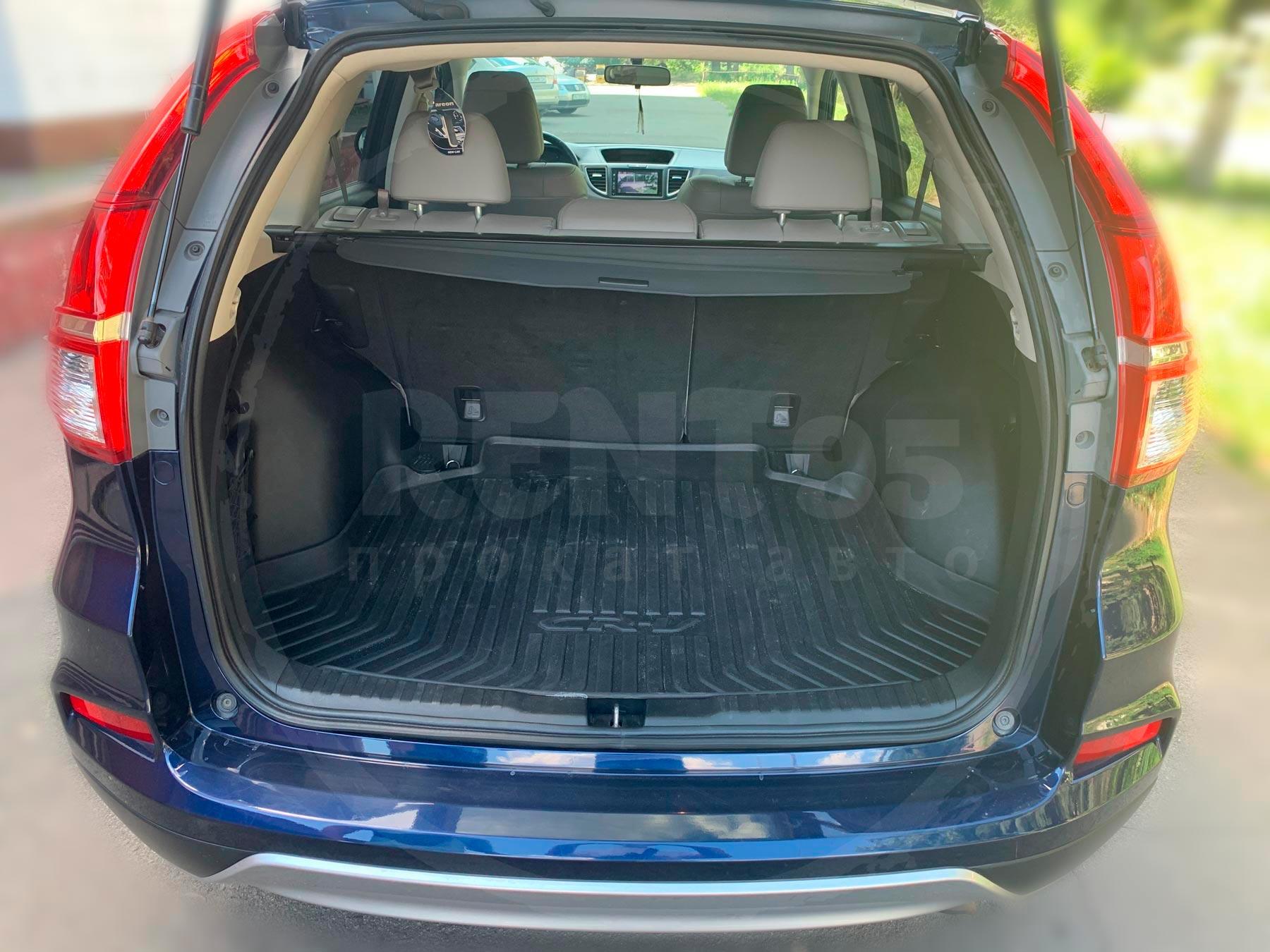Оренда Honda CR-V EX 2016