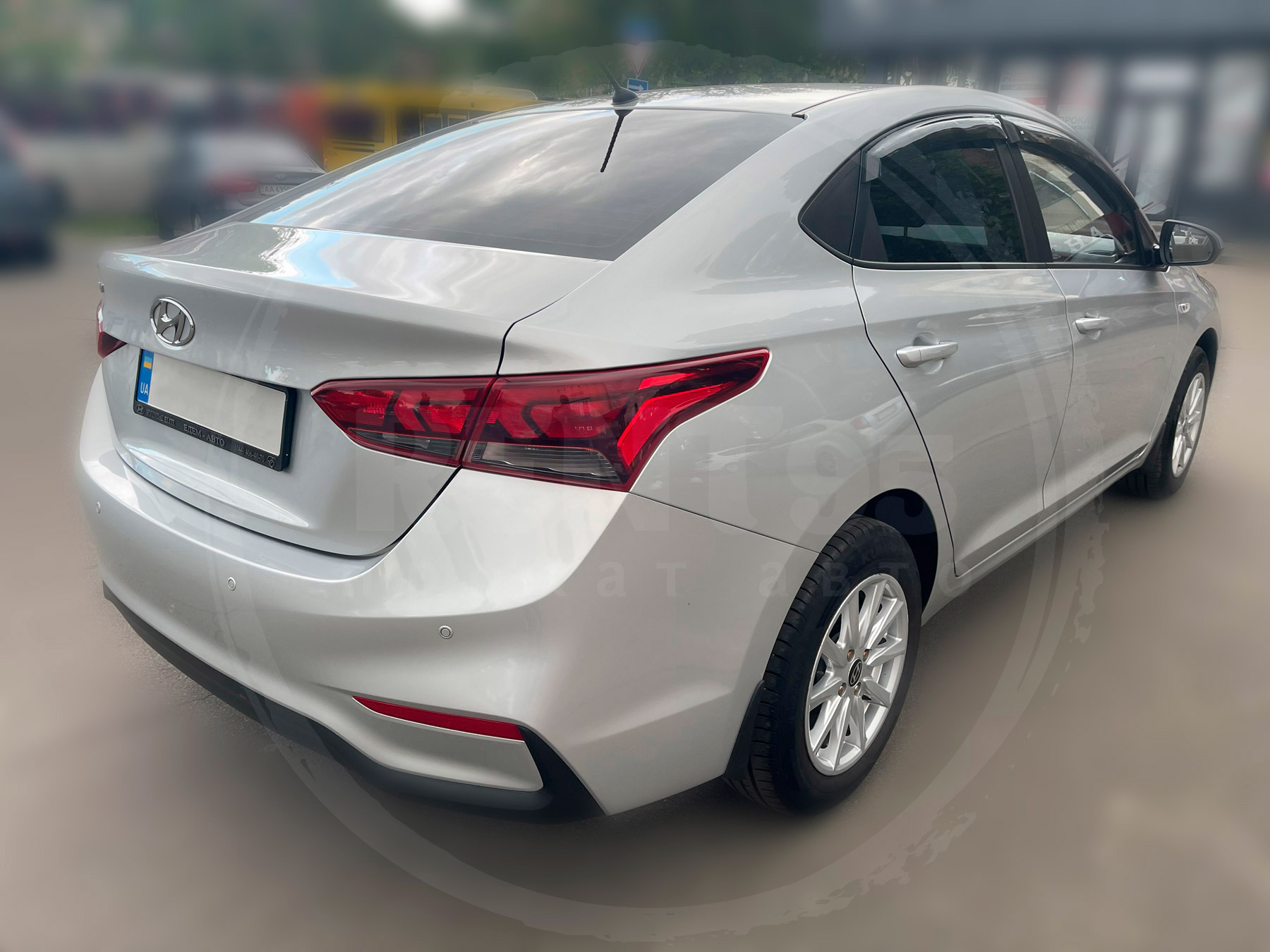 Оренда Hyundai Accent