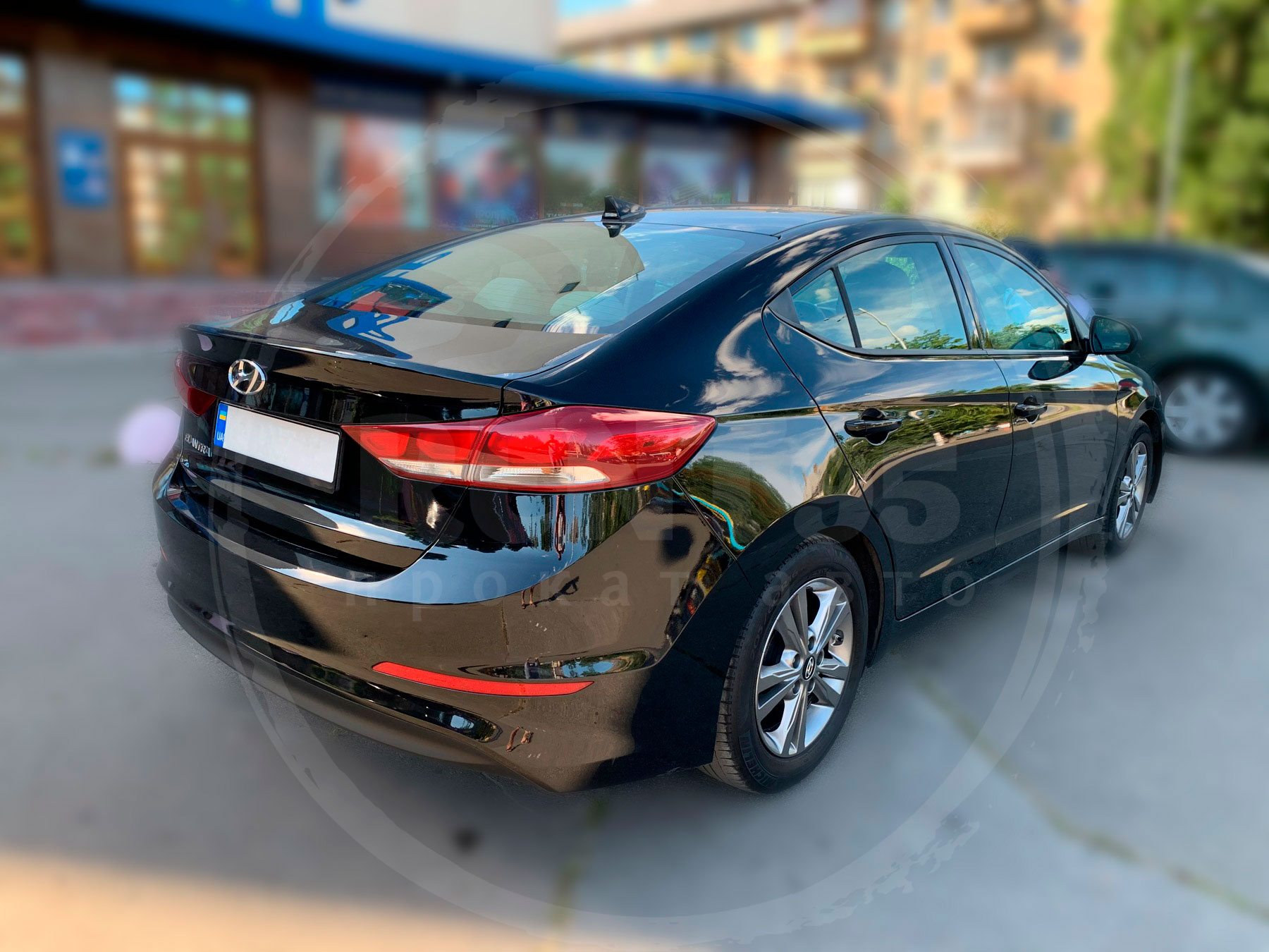 Оренда Hyundai Elantra black