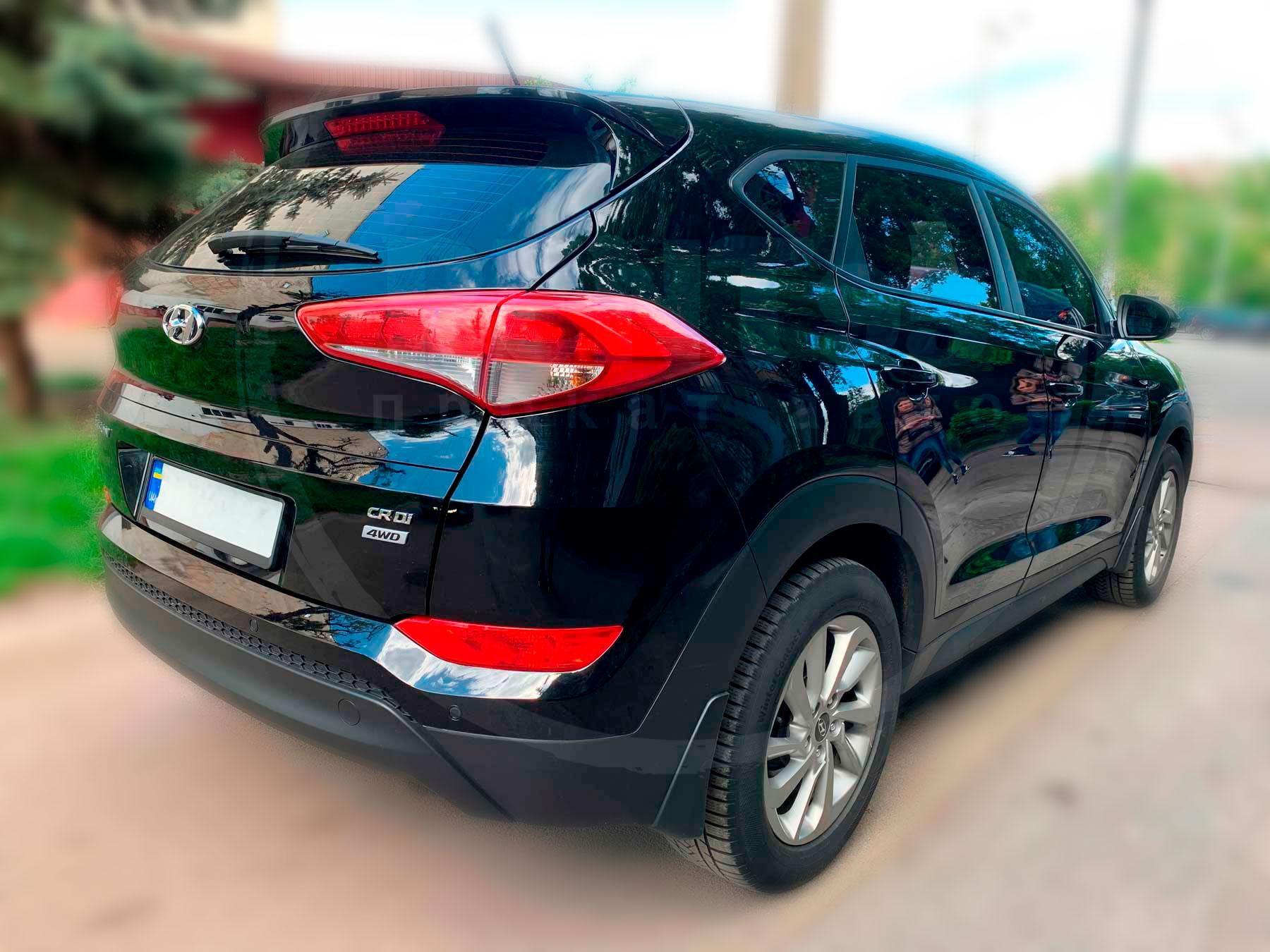 Оренда Hyundai Tucson Diesel