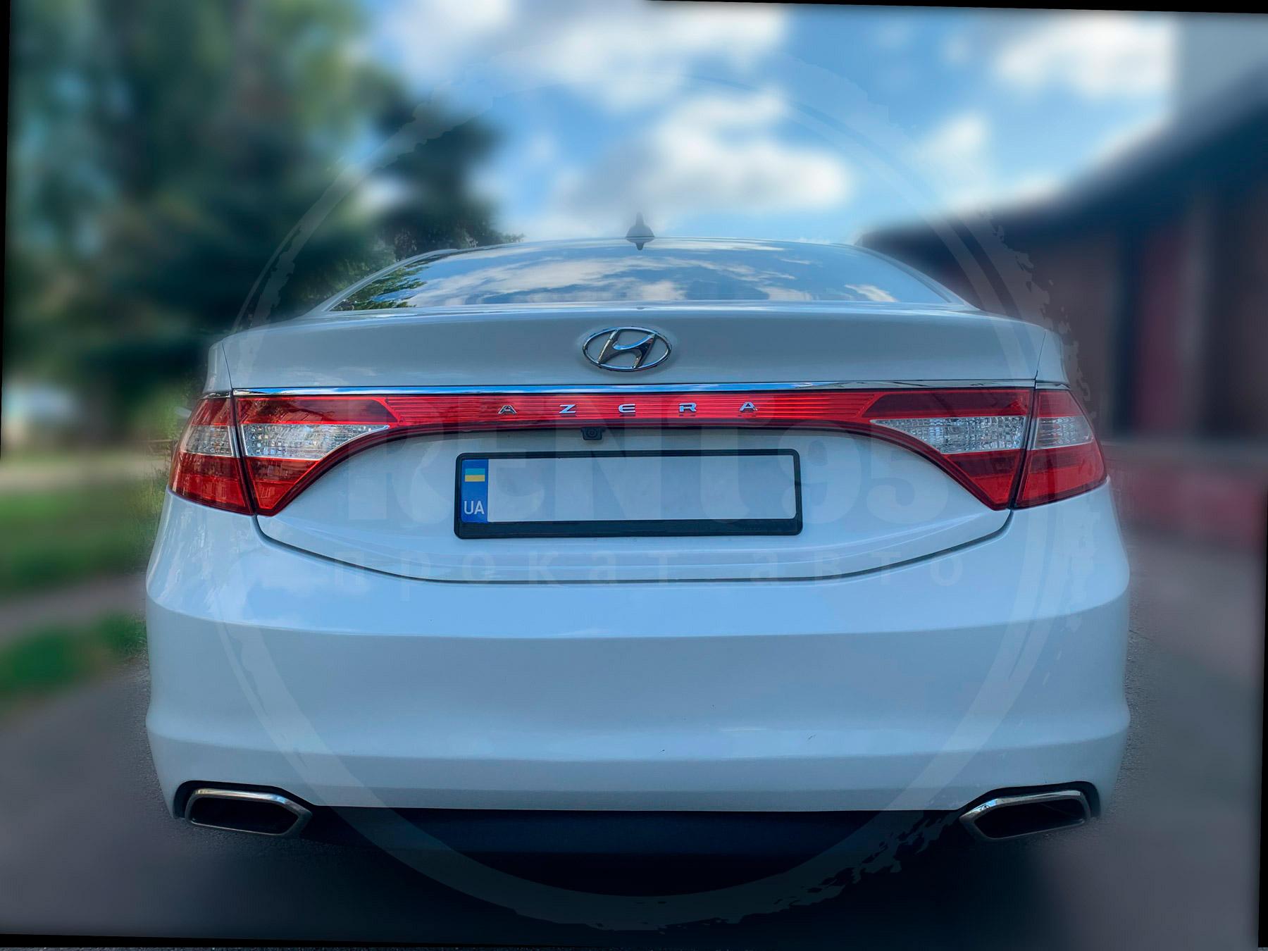 Оренда Hyundai Azera