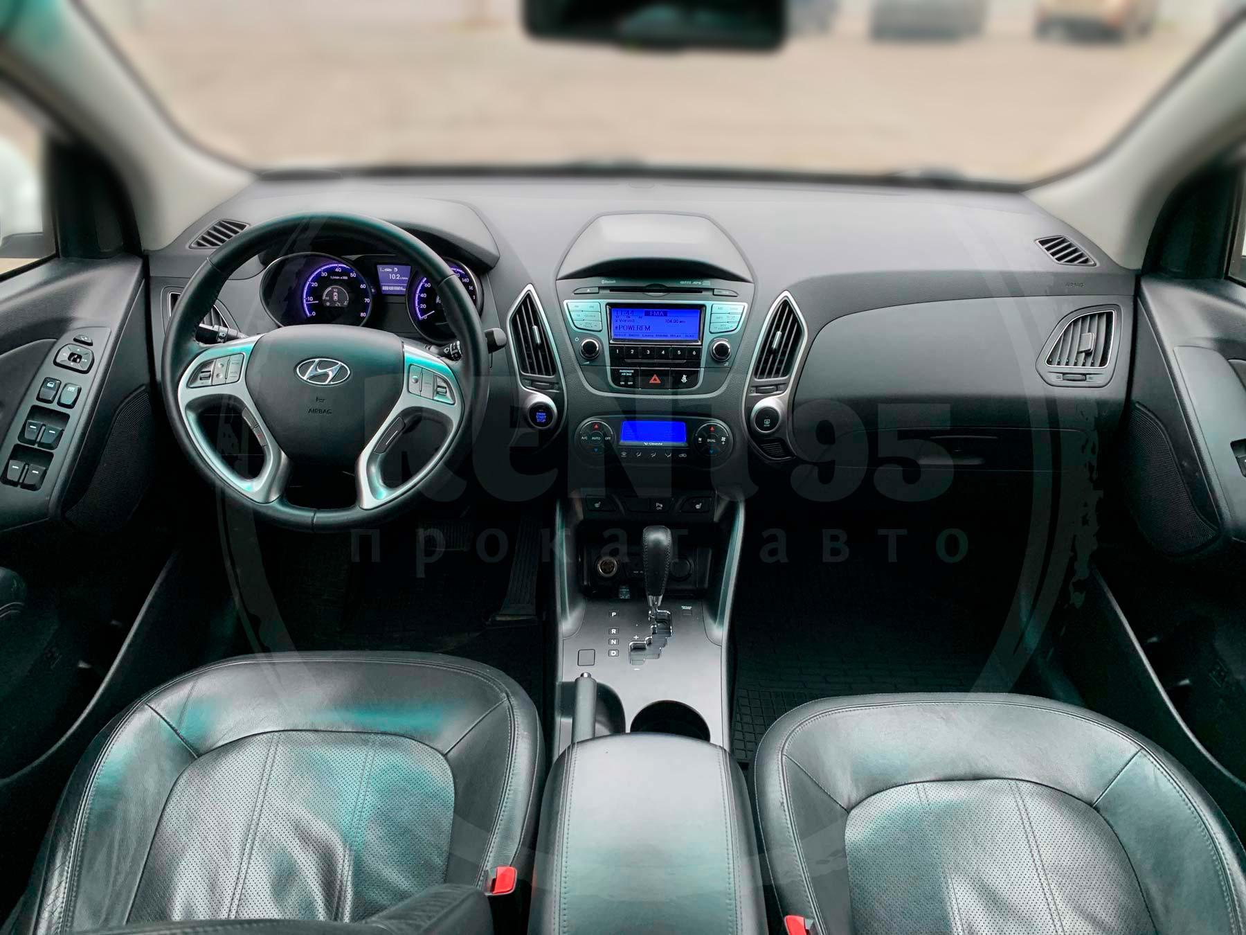 Оренда Hyundai ix35