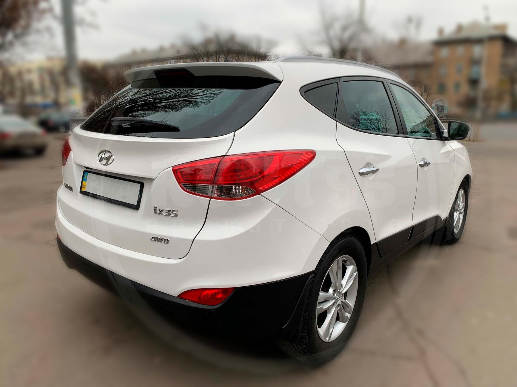 Аренда Hyundai ix35