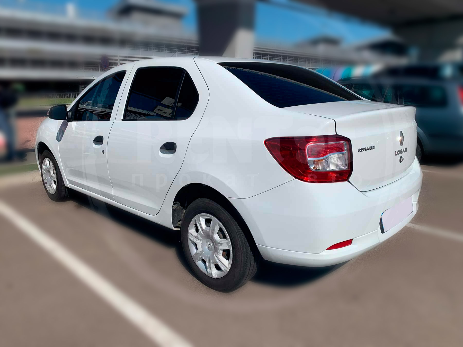 Оренда Renault Logan 2014