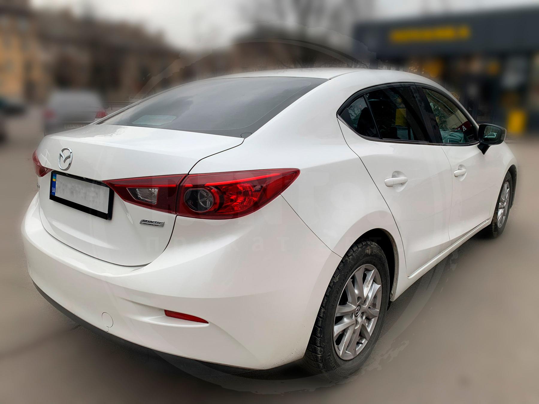 Оренда Mazda 3