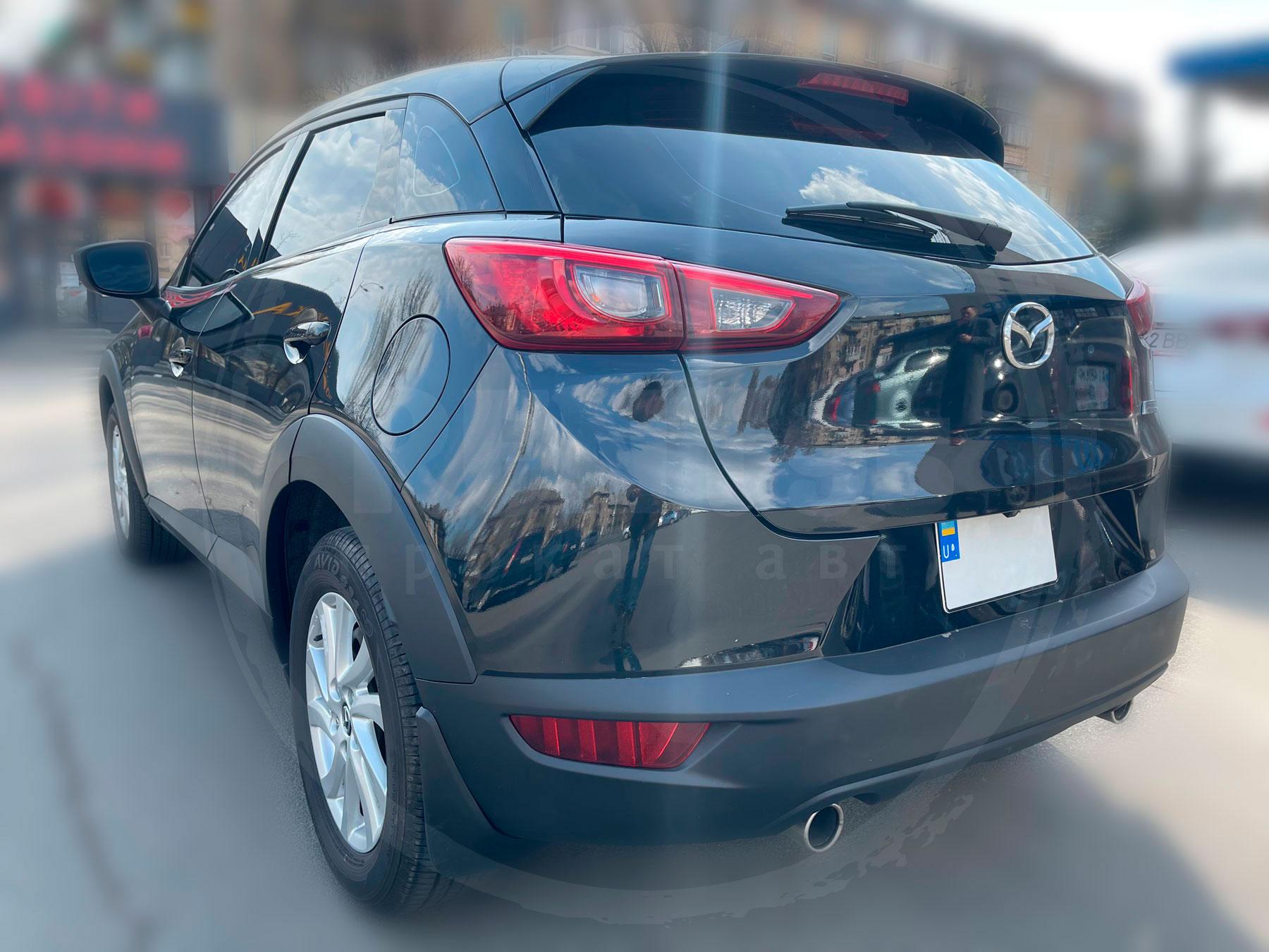 Оренда Mazda CX-3
