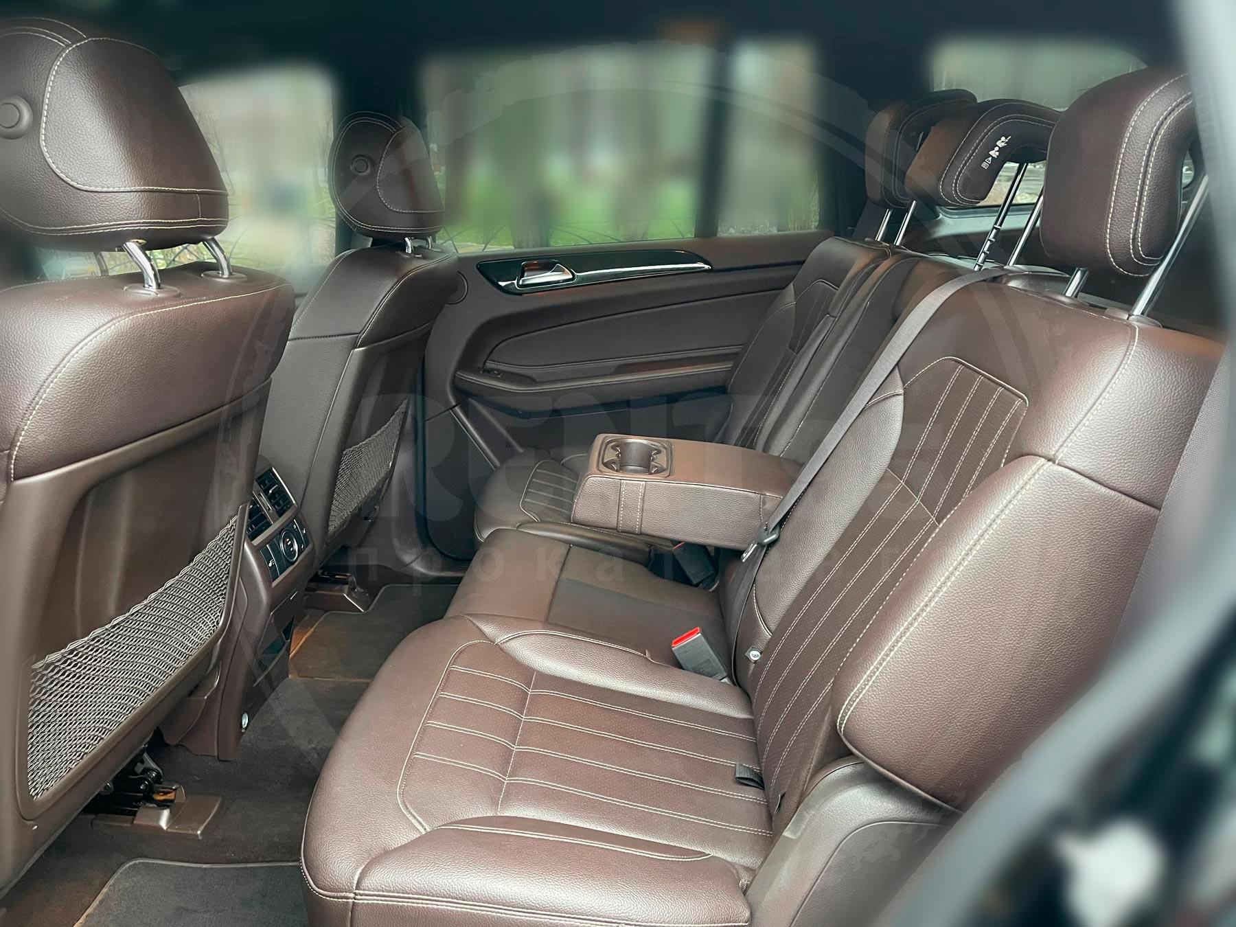 Оренда Mercedes-Benz GLS 350D 2018