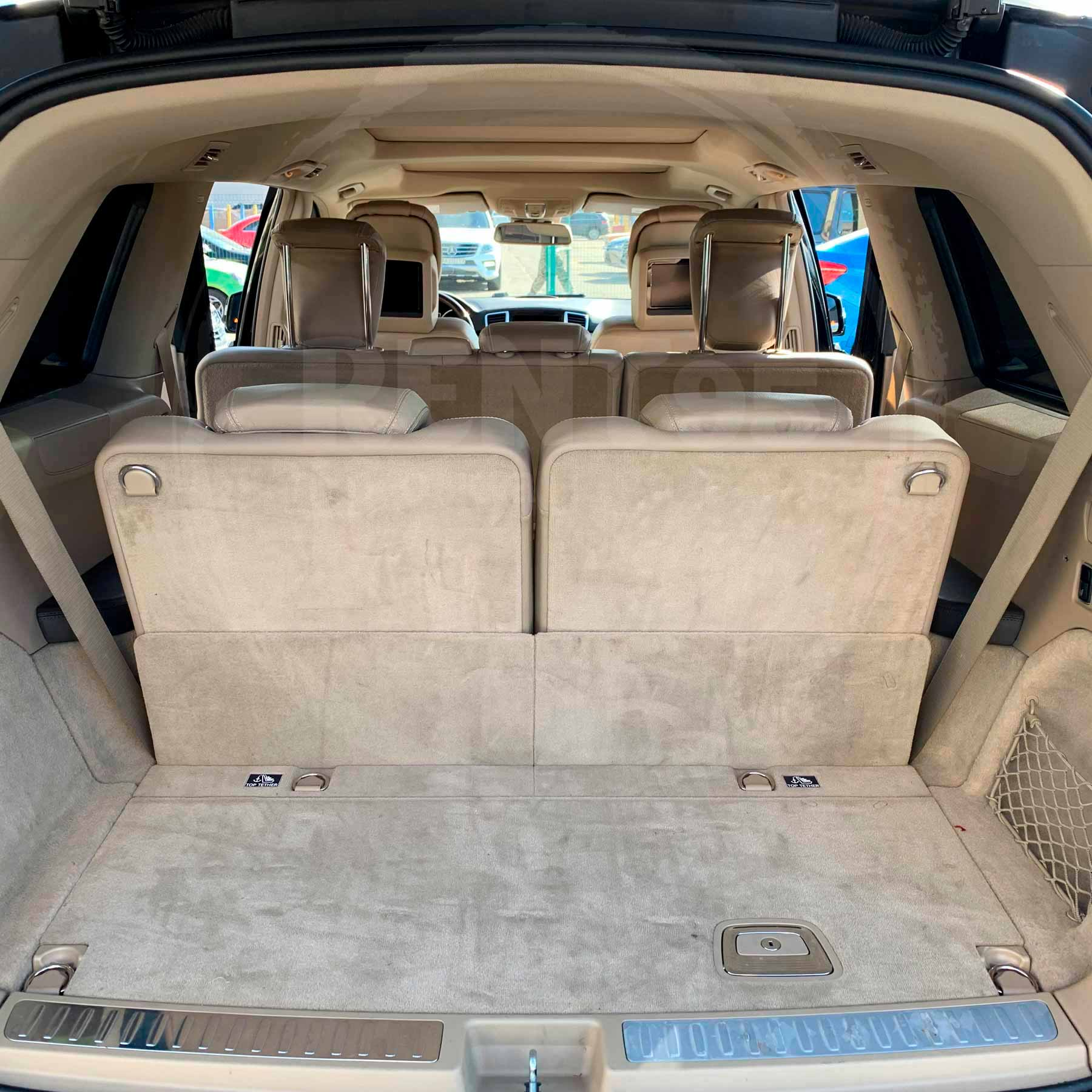 Оренда Mercedes-Benz GLS-class 2015