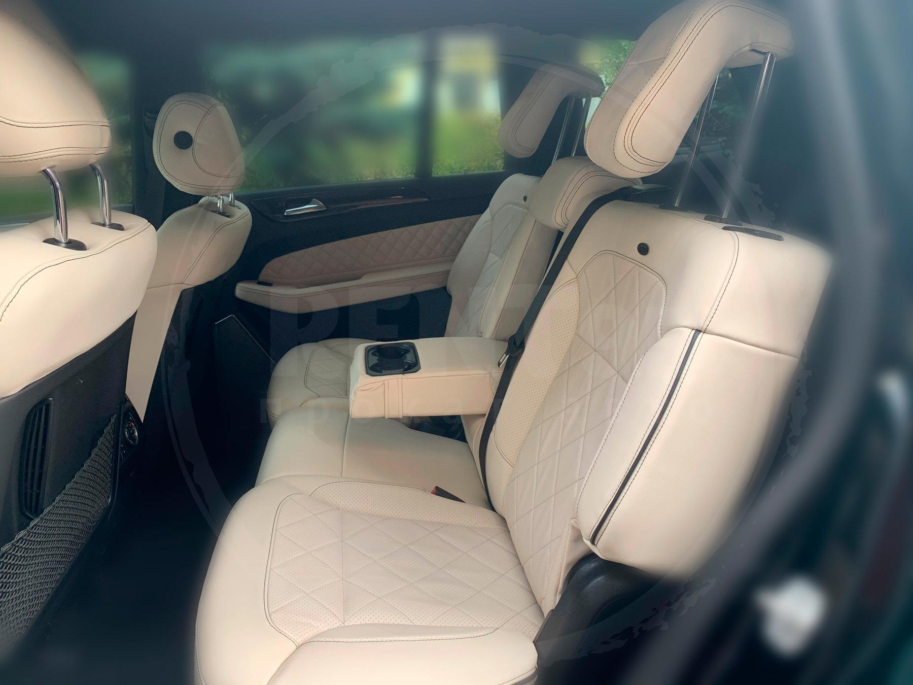 Оренда Mercedes-Benz GLS AMG black