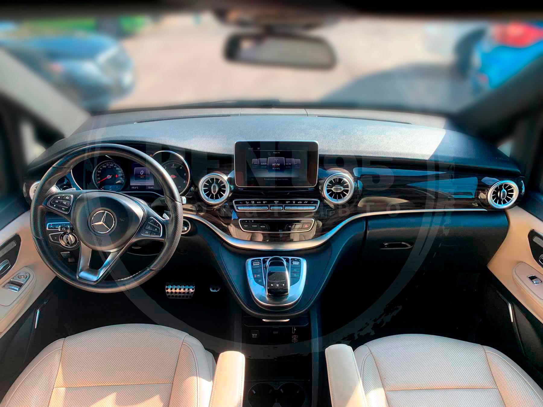 Оренда Mercedes-Benz V-class 2016
