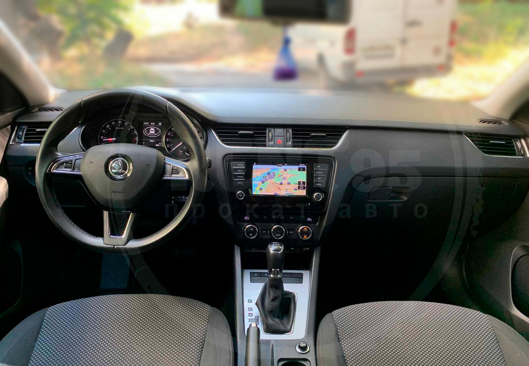 Rent Skoda Octavia A7 Combi At