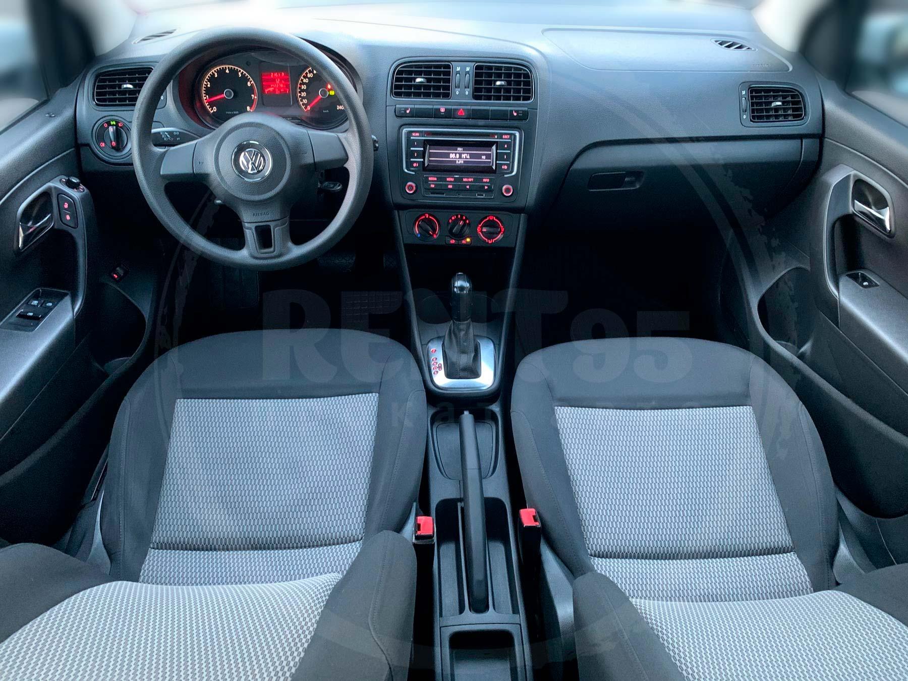 Rent Volkswagen Polo Sedan 2013