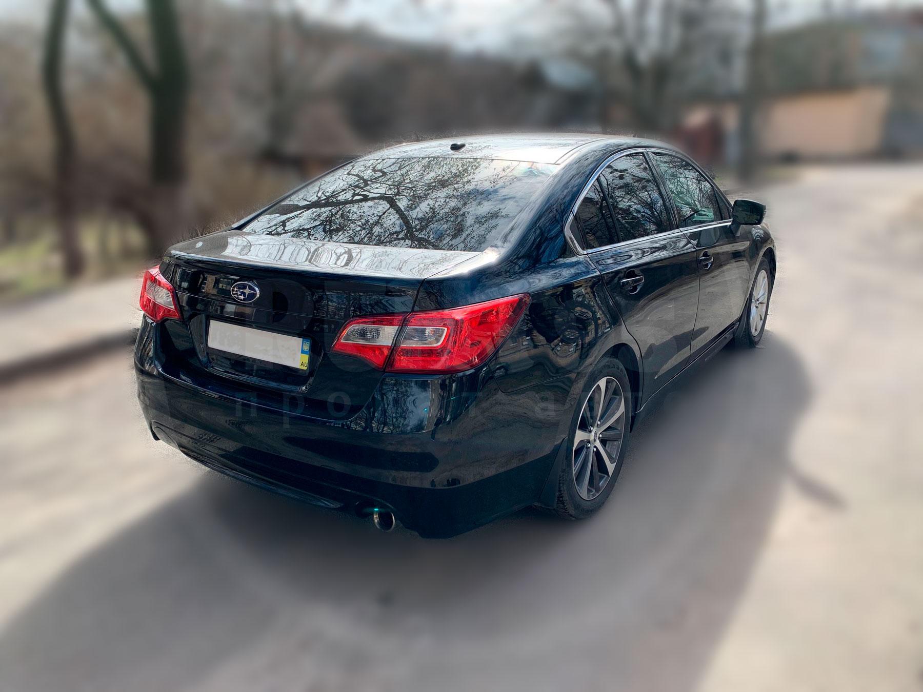 Rent Subaru Legacy 2015