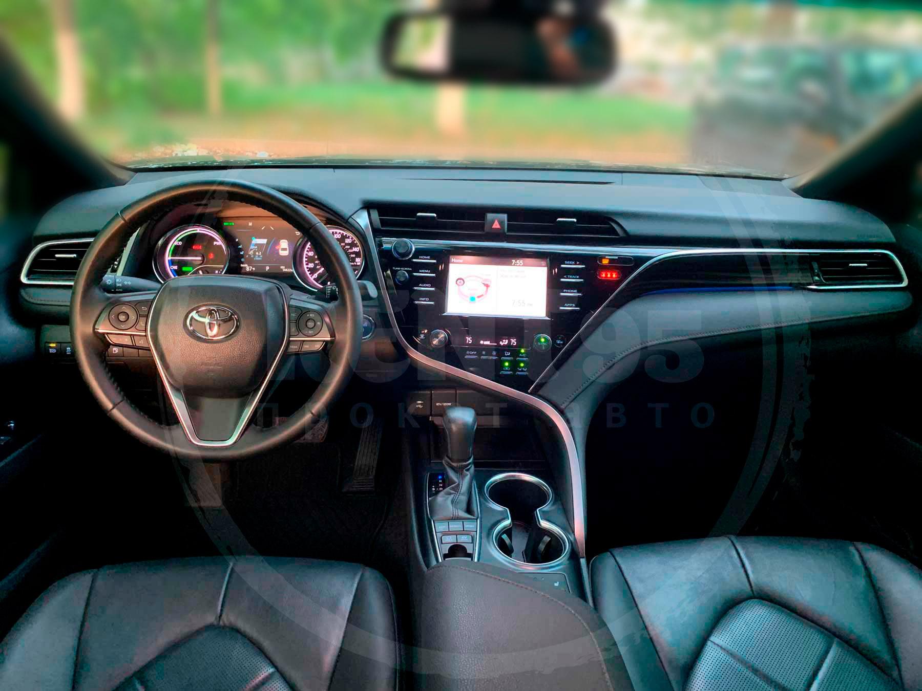 Rent Toyota Camry xv70 hybrid
