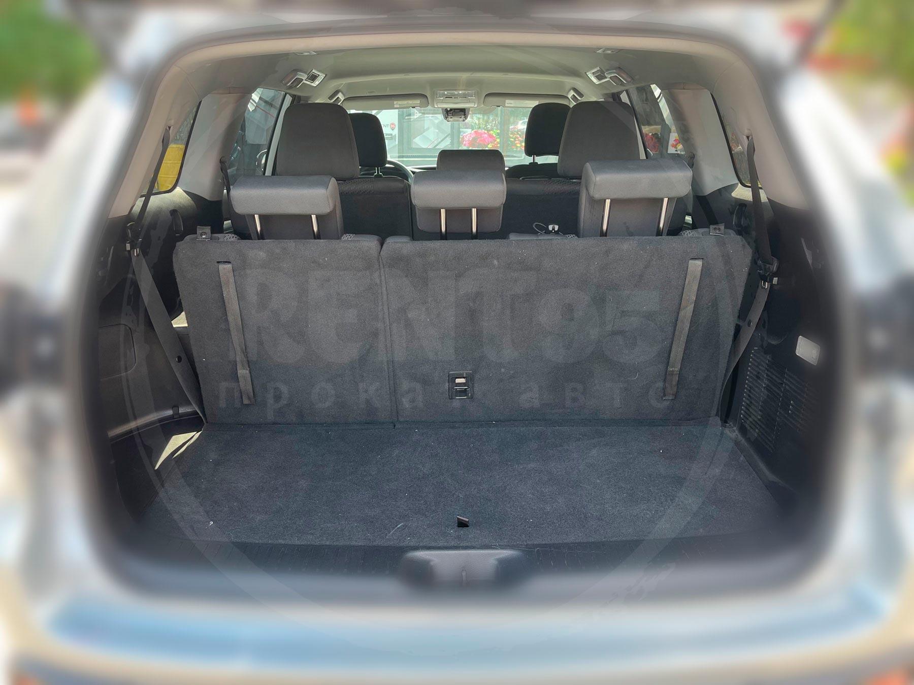 Оренда Toyota Highlander 2019