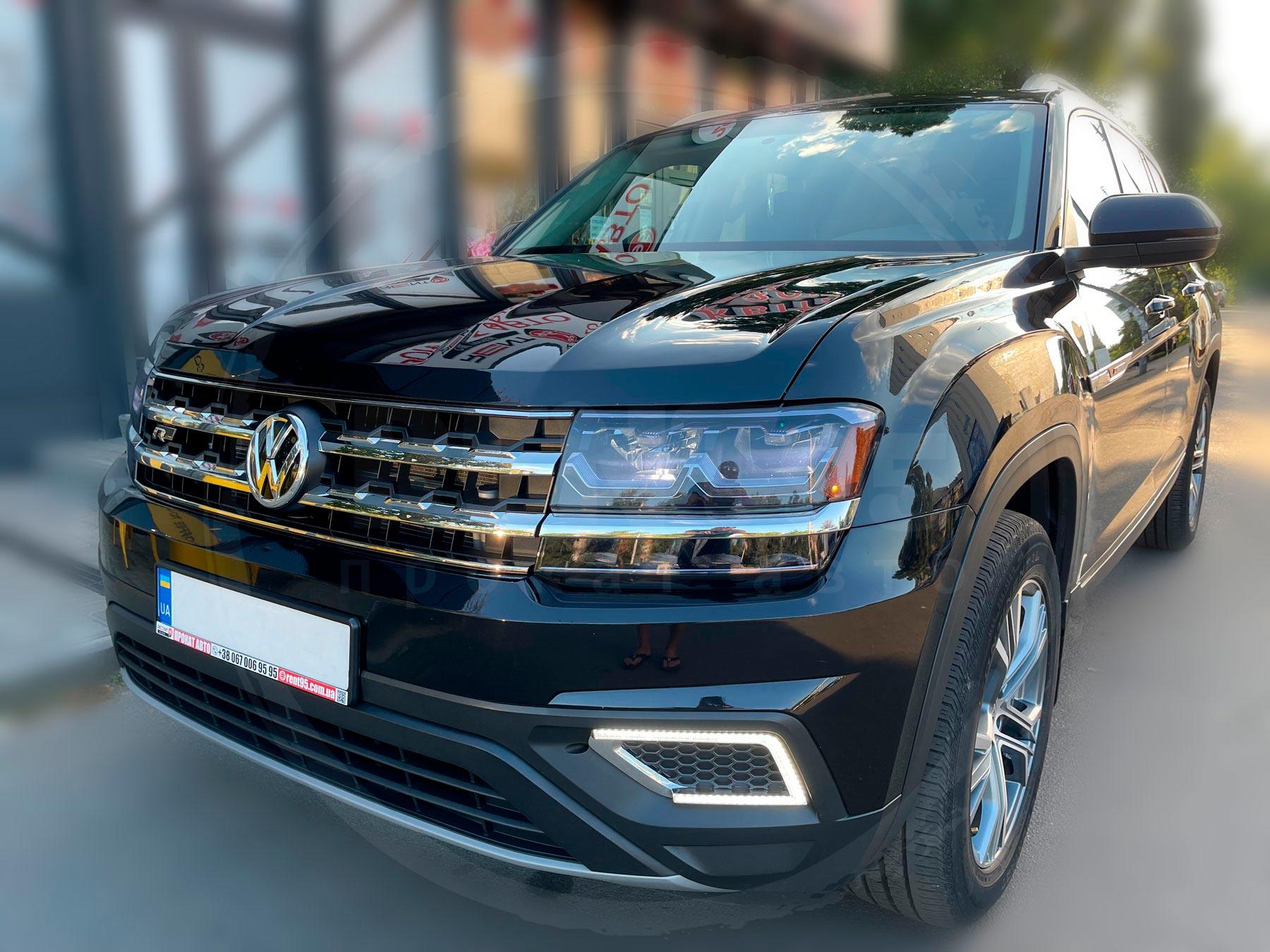 Оренда Volkswagen ATLAS