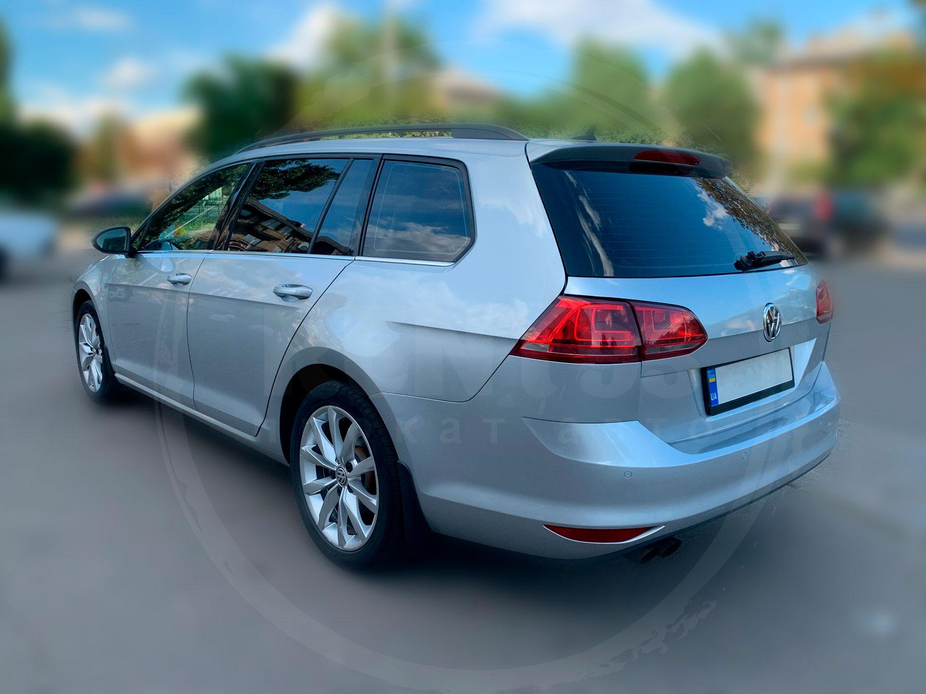 Оренда Volkswagen Golf