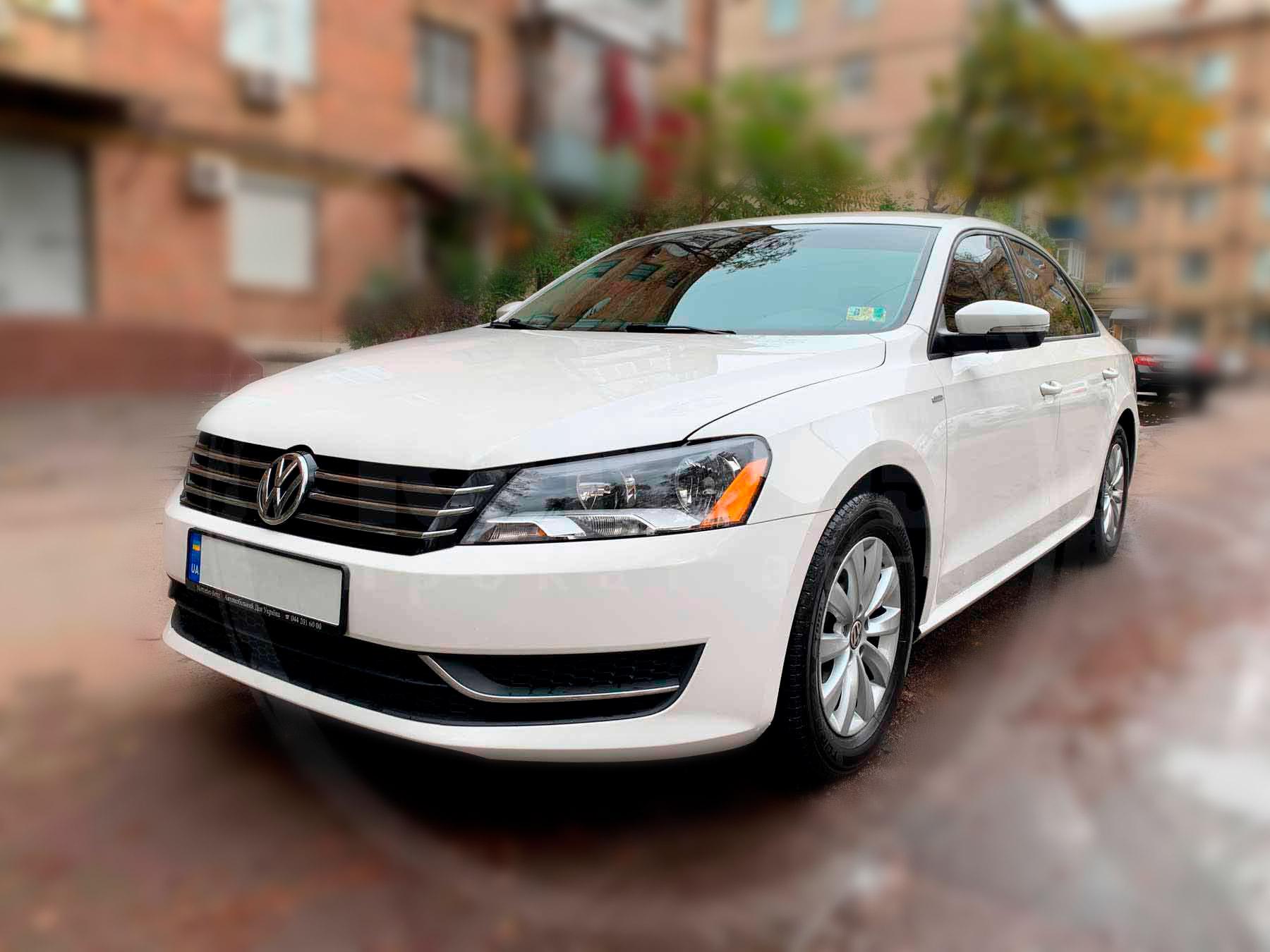 Оренда Volkswagen Passat B7