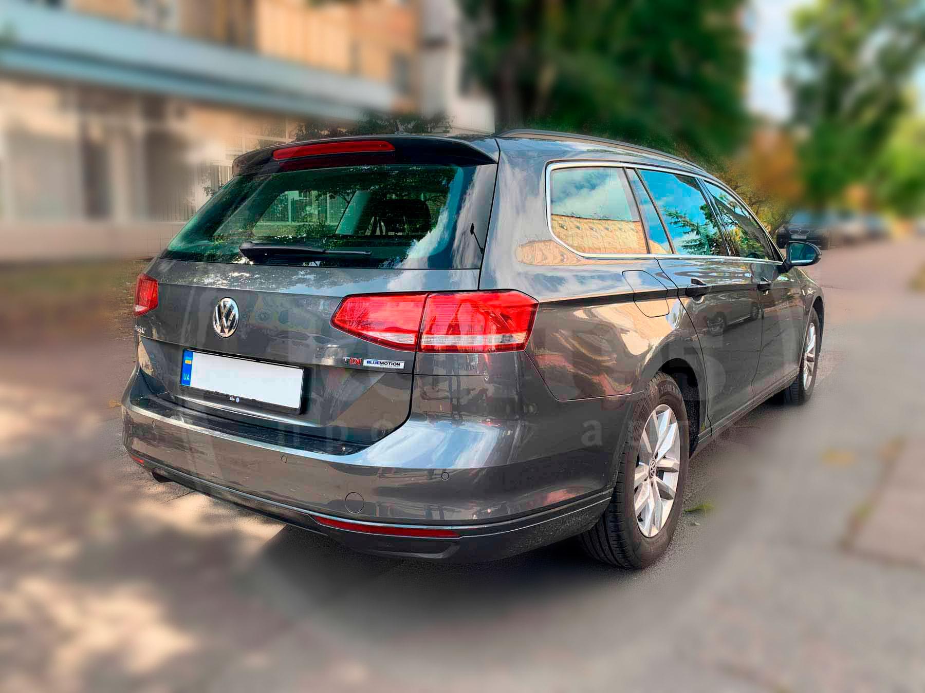 Оренда Volkswagen Passat B8 combi