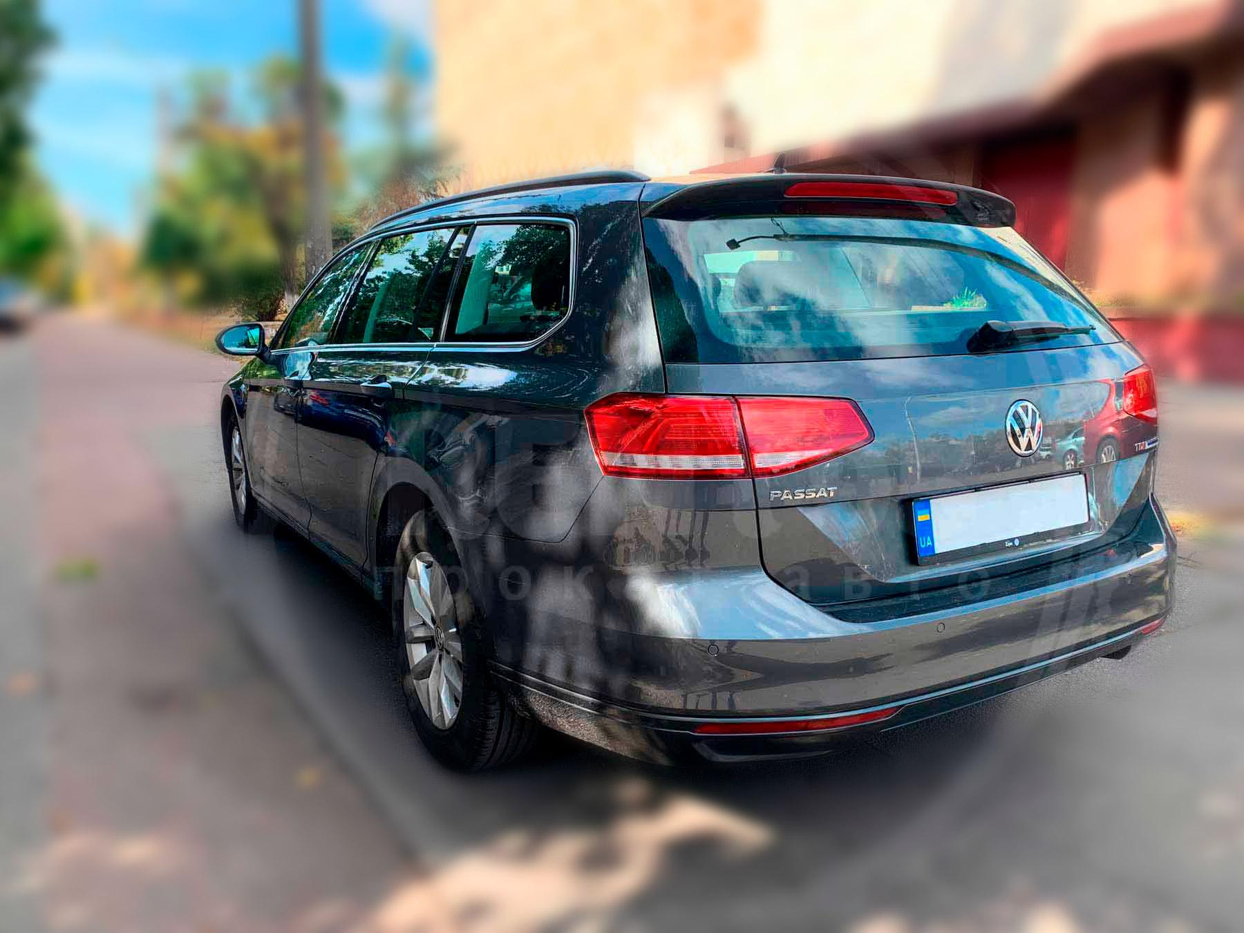 Rent Volkswagen Passat B8 combi