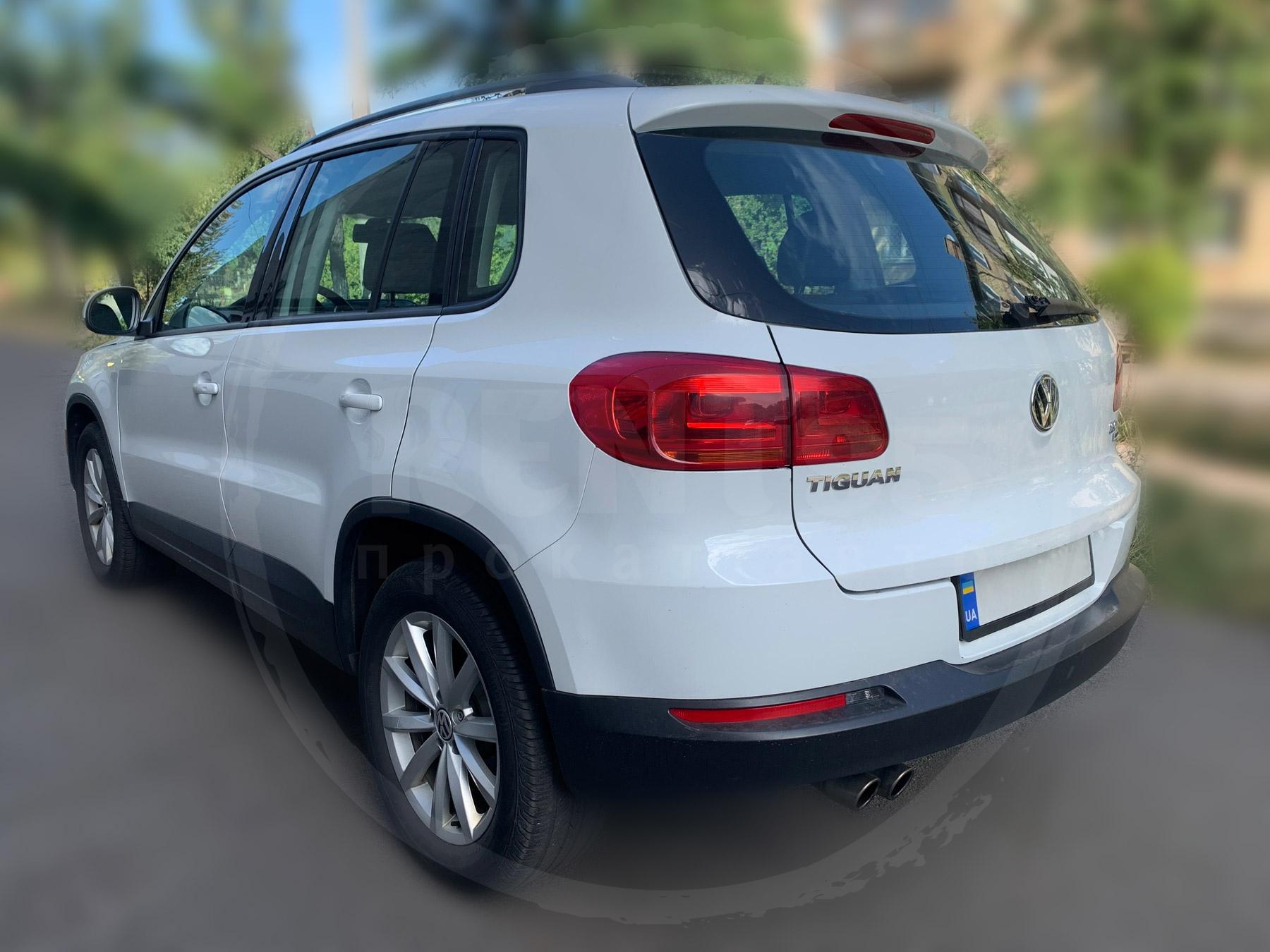 Оренда VW Tiguan 2016
