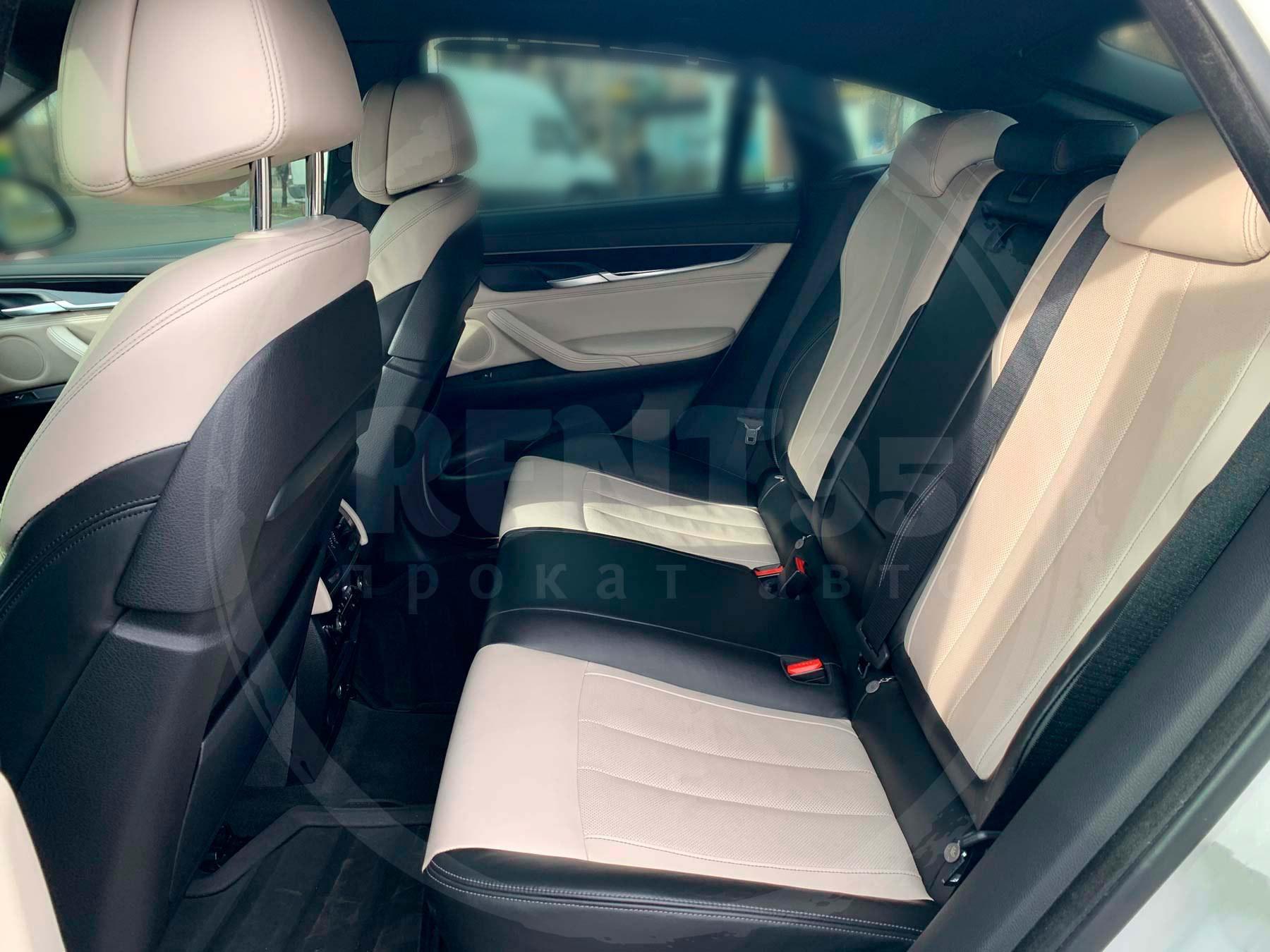 Аренда BMW X6m
