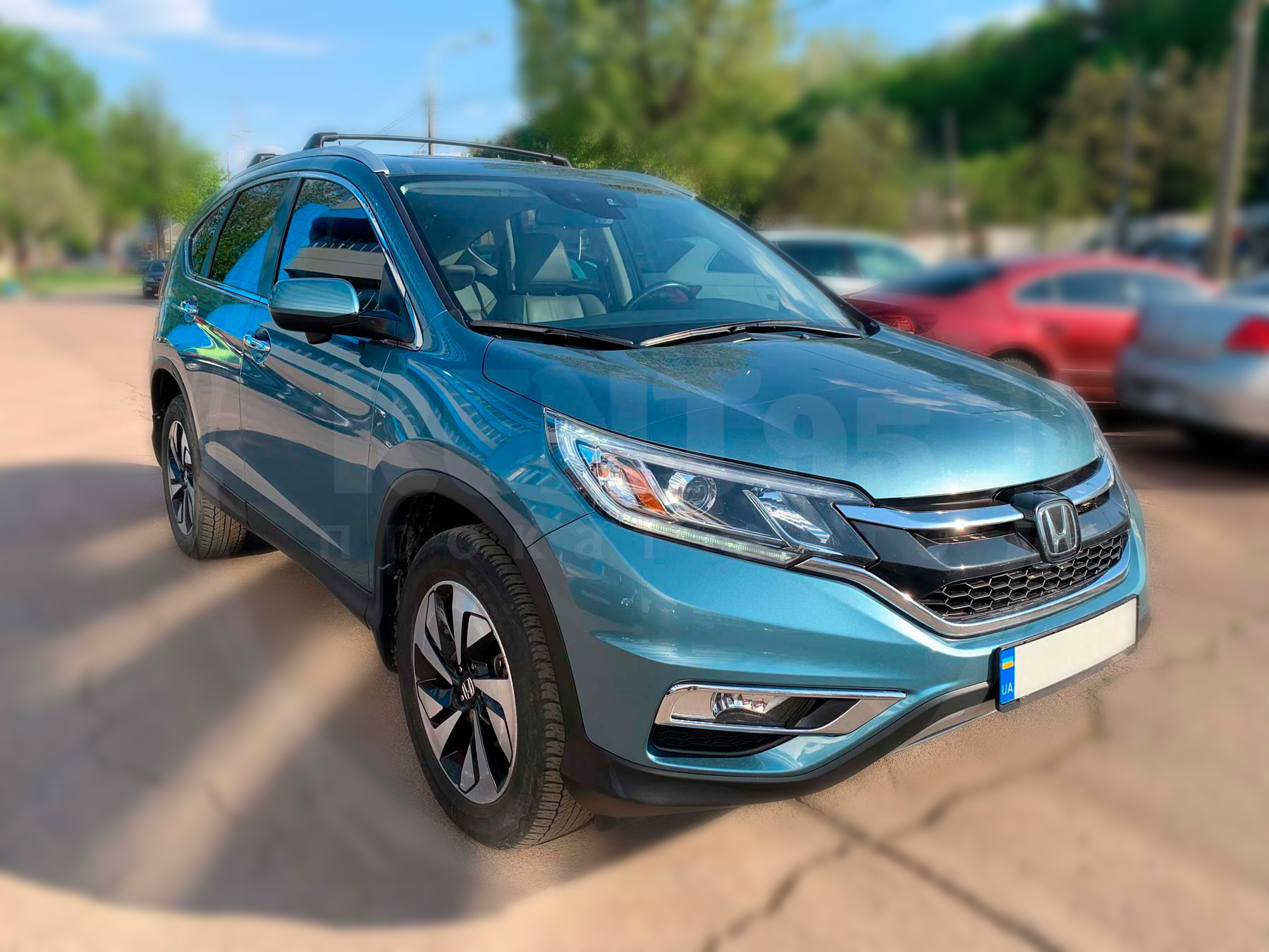 Оренда Honda CR-V 2016 Touring