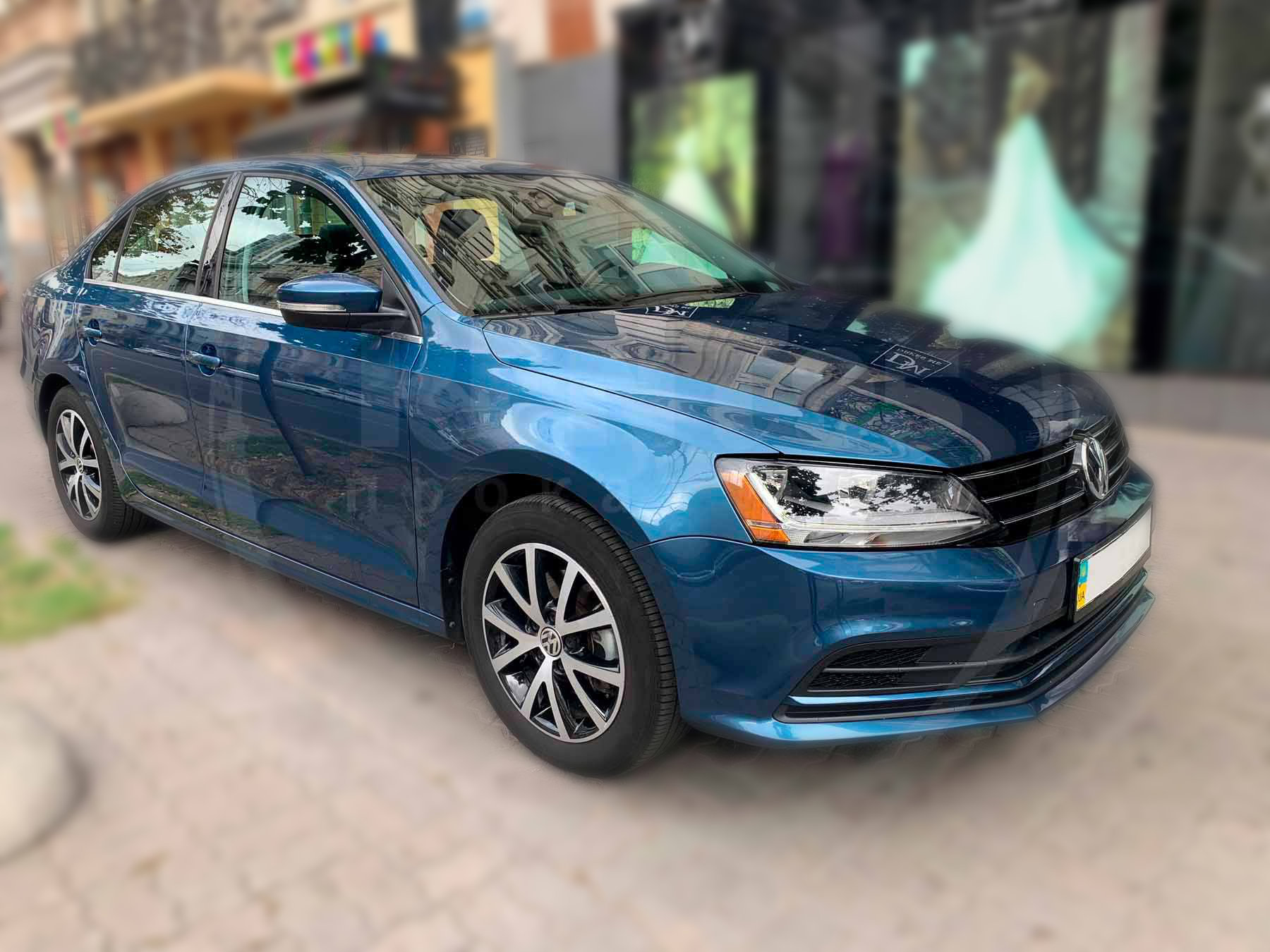 Rent Volkswagen Jetta 2018