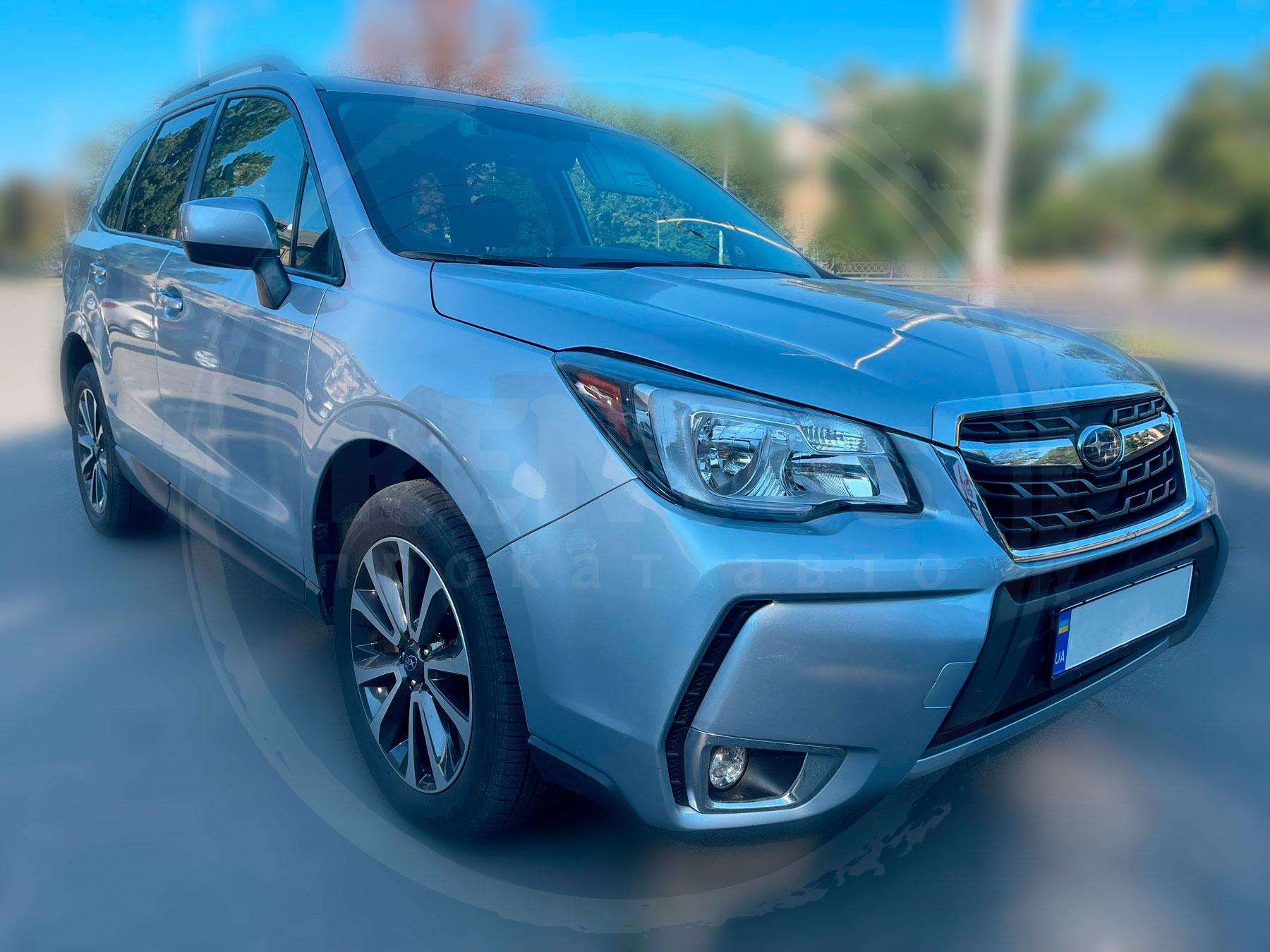 Оренда Subaru Forester maximal