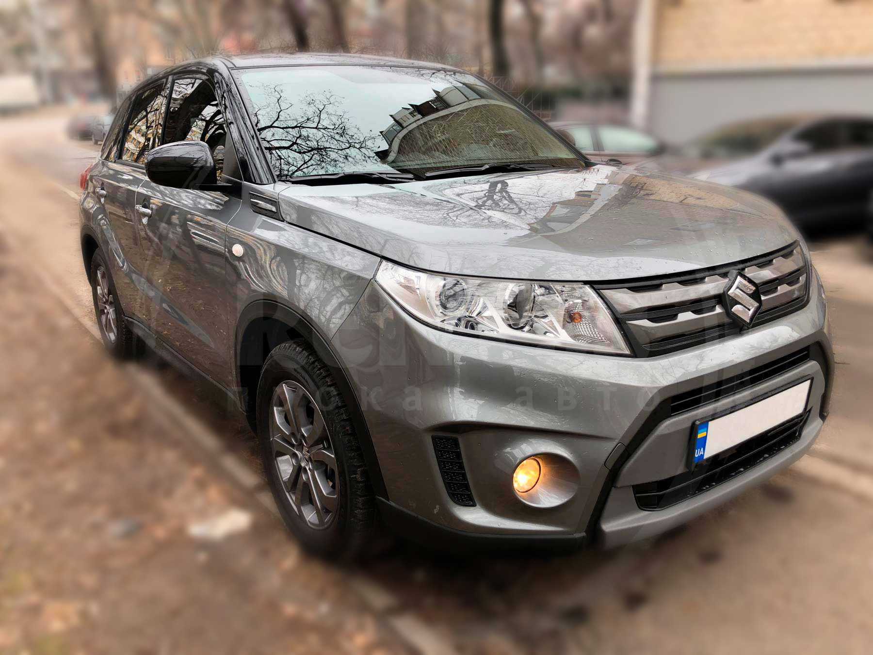 Аренда Suzuki Vitara 2017