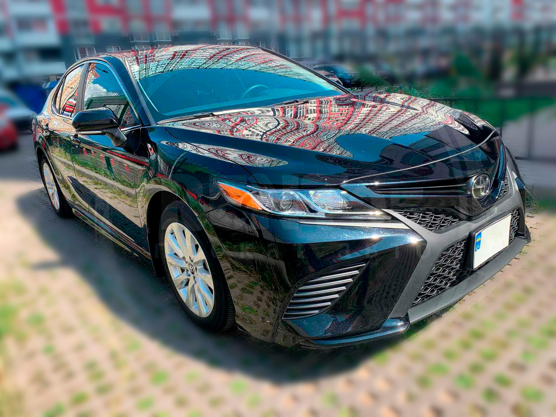 Аренда Toyota Camry xv70