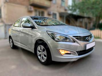 Rent Hyundai Accent 2017