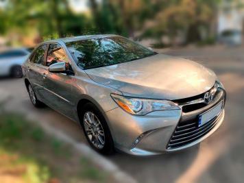 Оренда Toyota Camry 2015