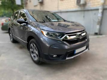 Rent Honda CR-V 2018