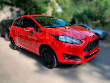 Rent Ford Fiesta 2016